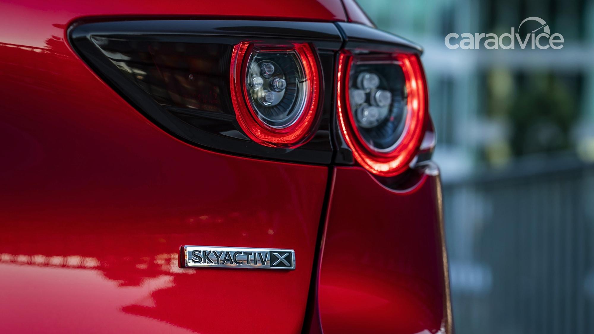 2021 Mazda 3, CX-30 'SkyActiv-X M Hybrid' prices announced ...