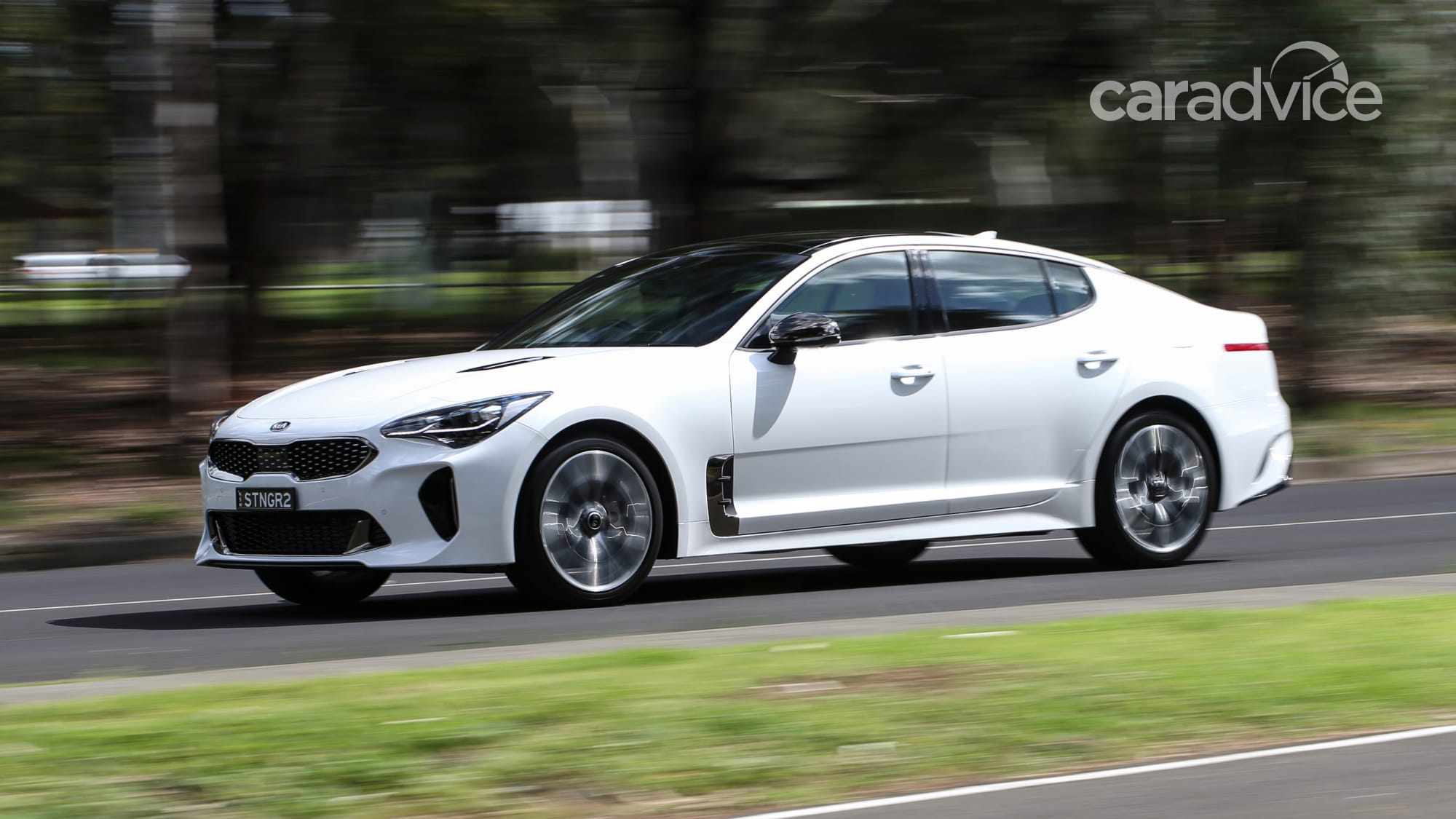 2019 Kia Stinger GT-Line four-cylinder review | CarAdvice