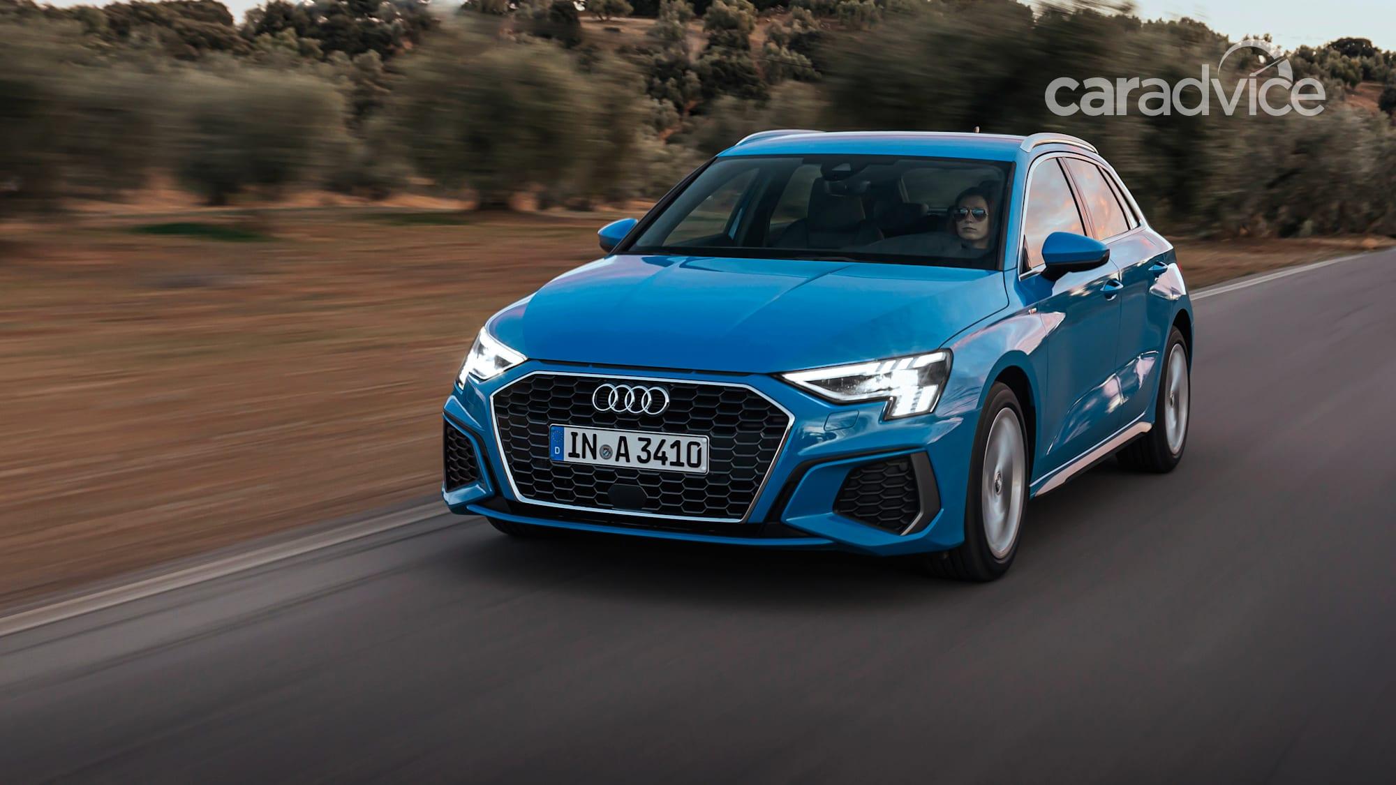 2021 Audi A3 Sportback revealed, Australian debut ...