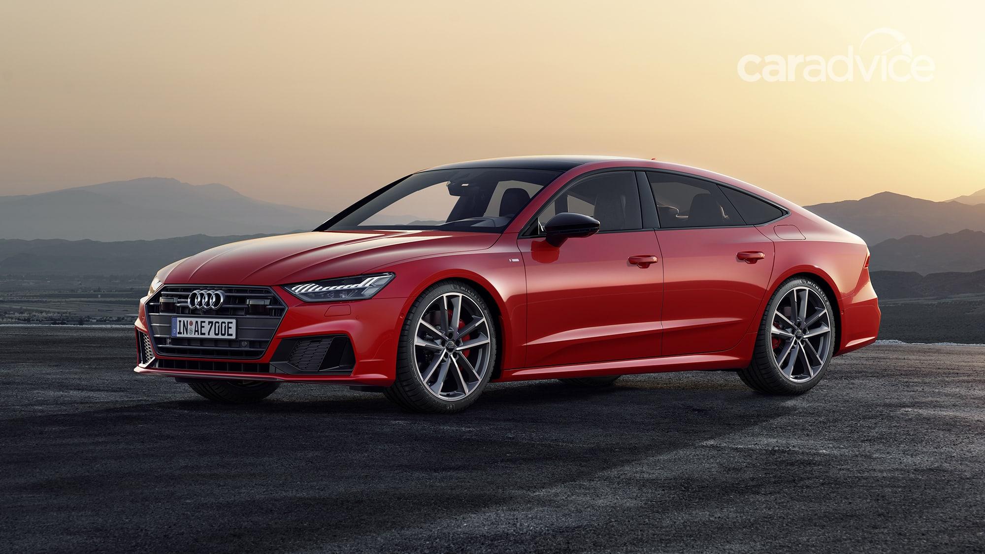 2020 Audi A7 Sportback 55 TFSI e quattro revealed   CarAdvice