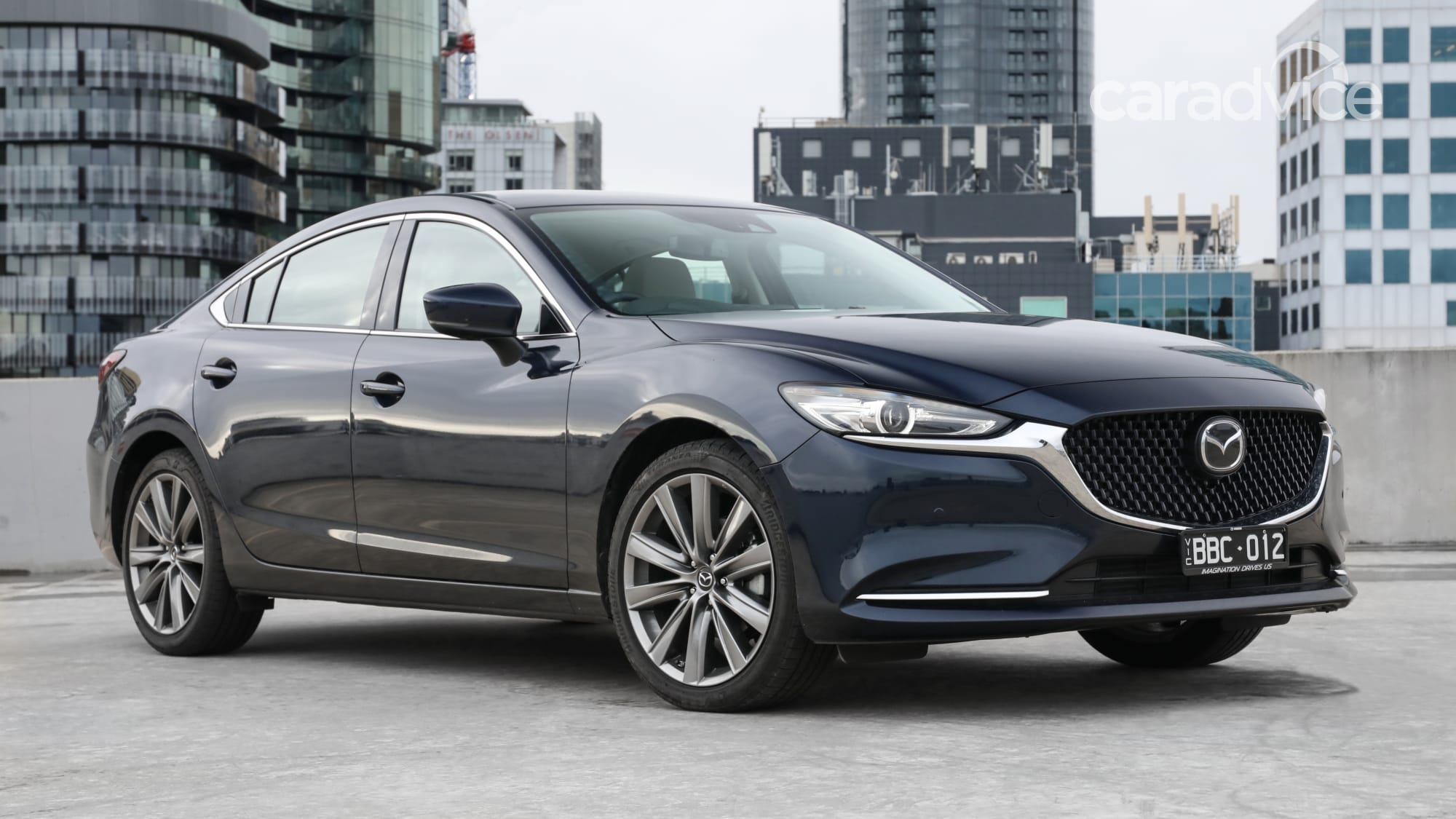 2019 Mazda 6 GT turbo review | CarAdvice