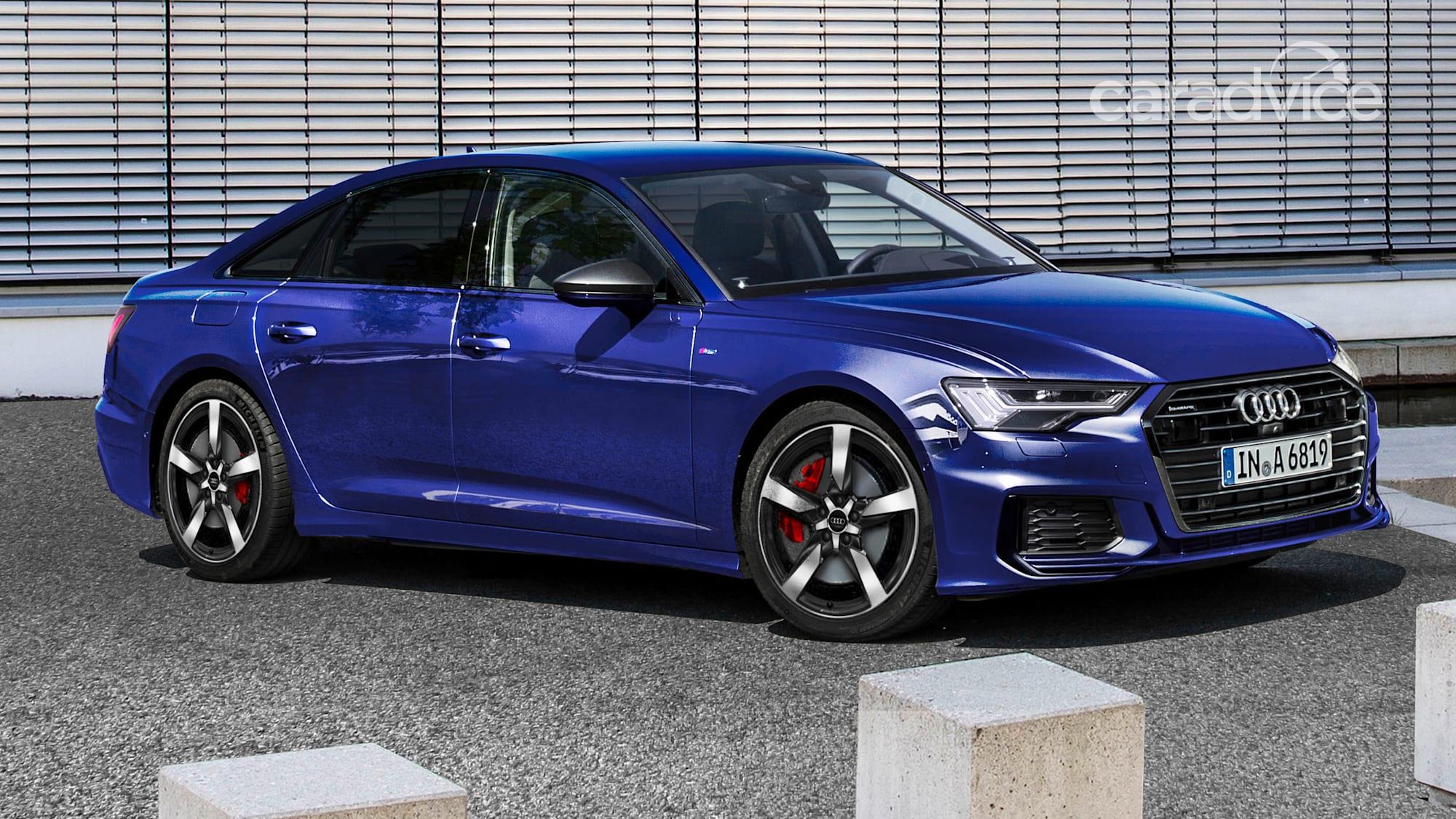 2020 Audi A6 55 TFSI e quattro plug-in hybrid sedan revealed | CarAdvice