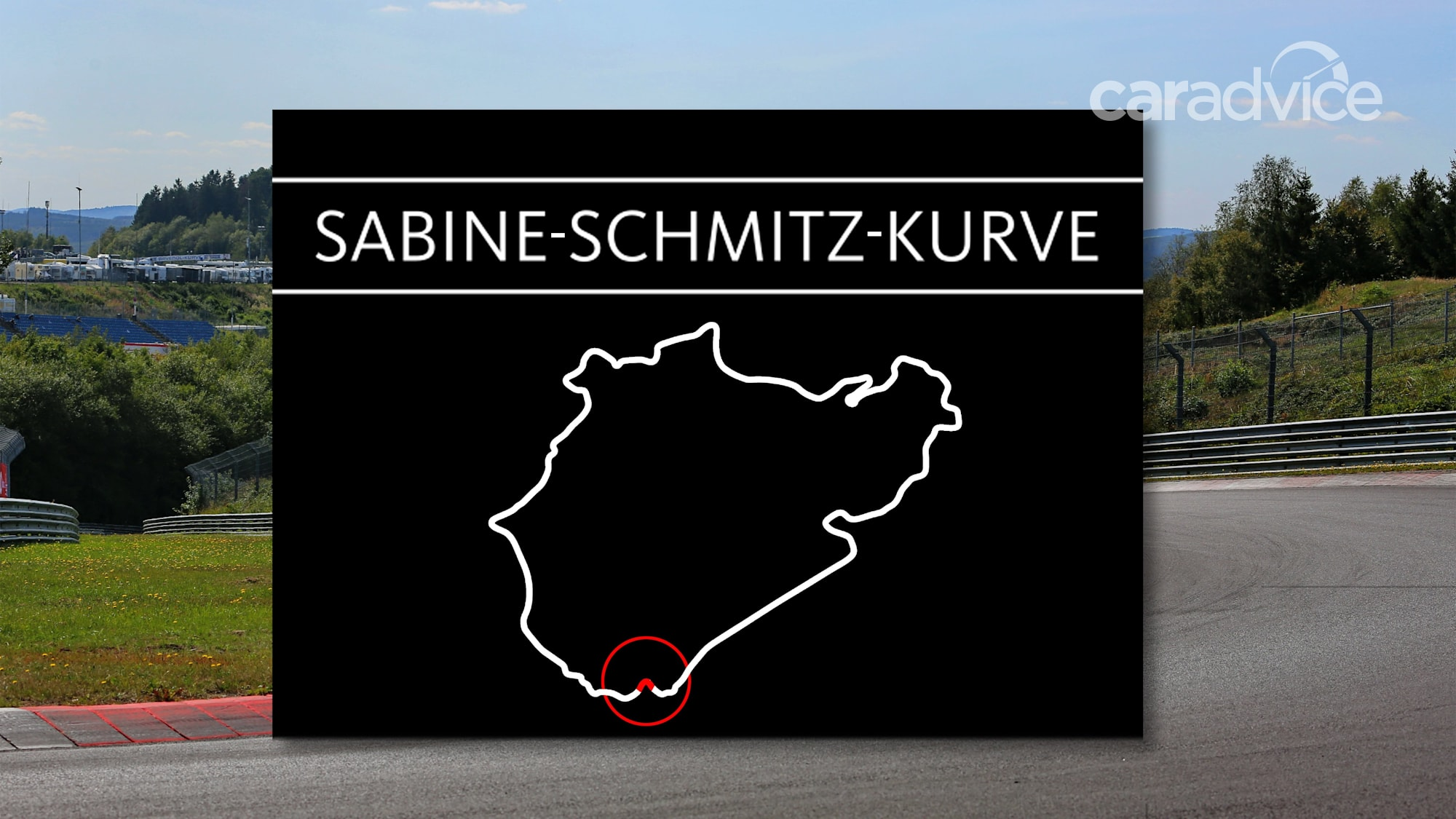 El circuito de carreras de Nürburgring de Alemania nombra el giro de fuego Sabine Schmitz - 2 de 2