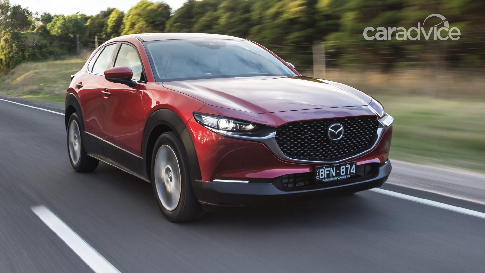 2021 mazda 3 cx30 'skyactivx m hybrid' prices announced