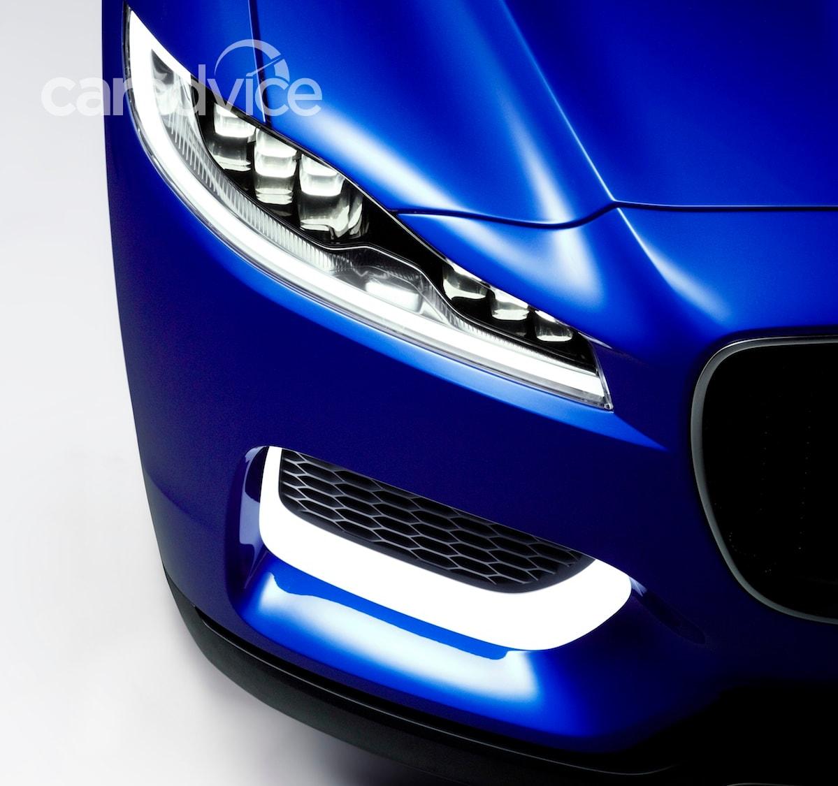 Jaguar Concept: Jaguar SUV: C-X17 Concept Revealed