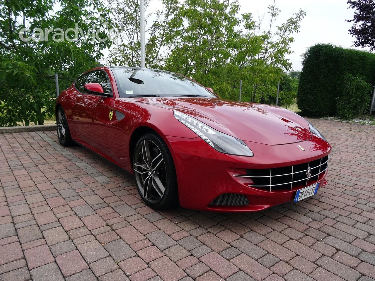 Ferrari Ff Review   Maranello To Monte Carlo Via The Cisa