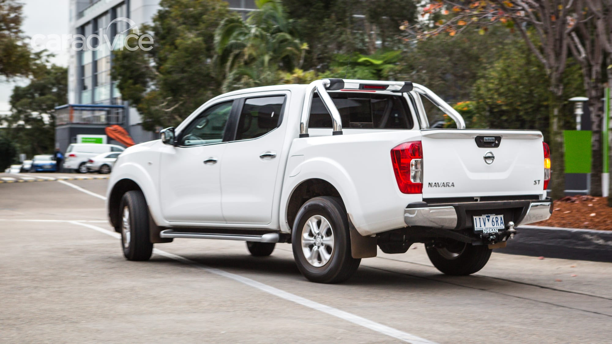 2017 Nissan Navara ST 4WD review | CarAdvice