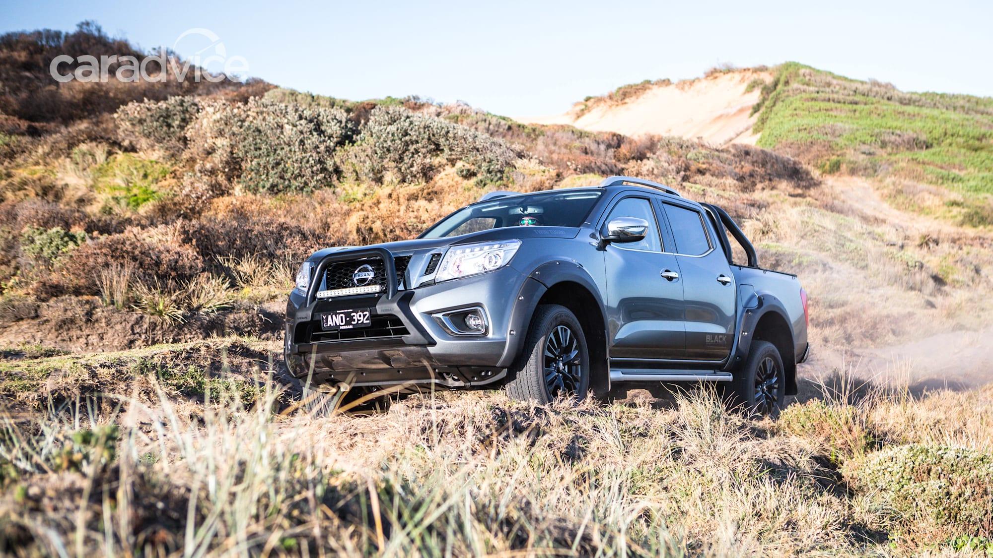 2017 Nissan Navara ST-X N-Sport Black Edition review | CarAdvice
