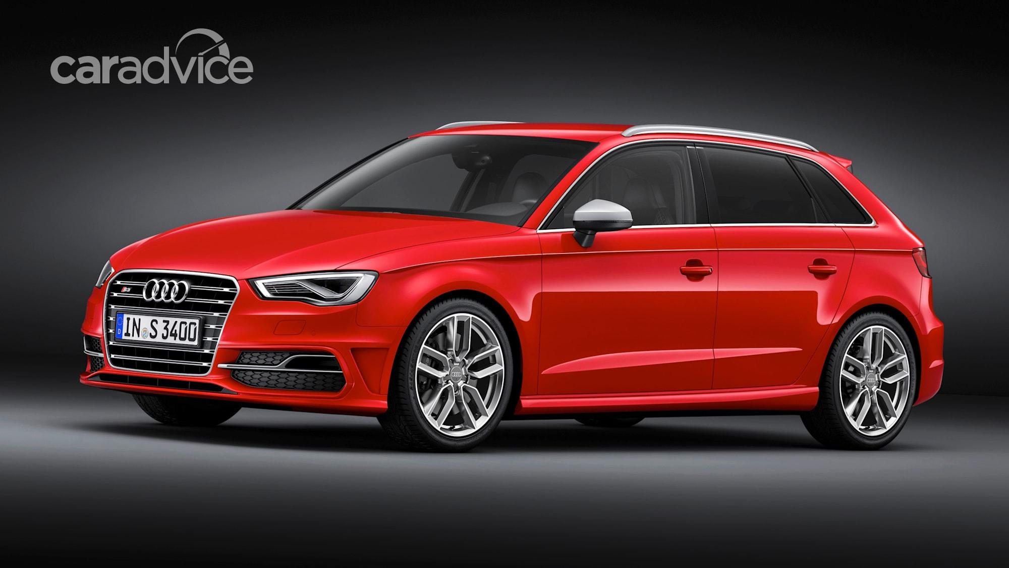 Audi S3 Sportback: 221kW hot-hatch unveiled   CarAdvice