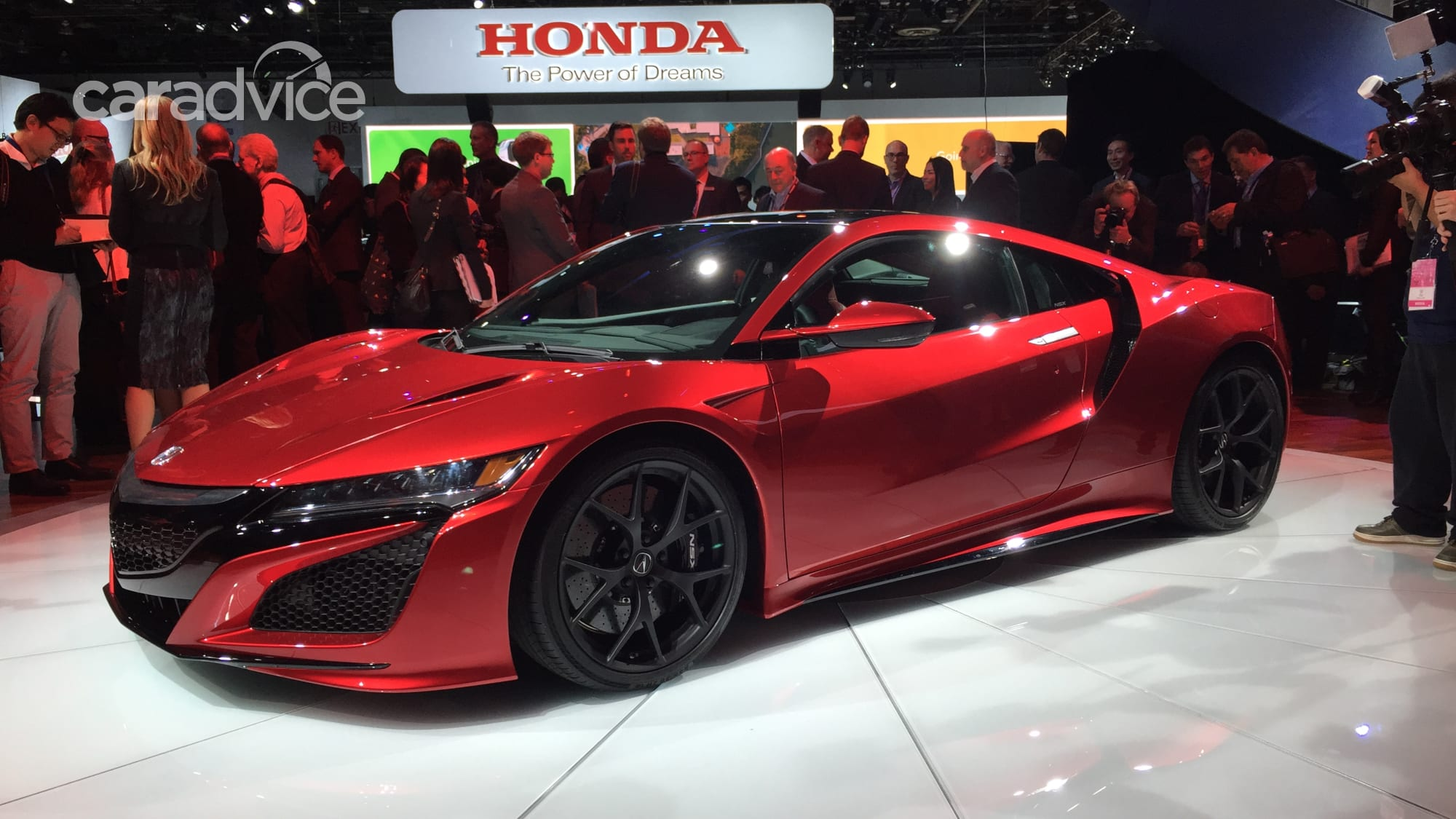 2015 Honda NSX supercar's developement not as slow as some think, says chief engineer   CarAdvice