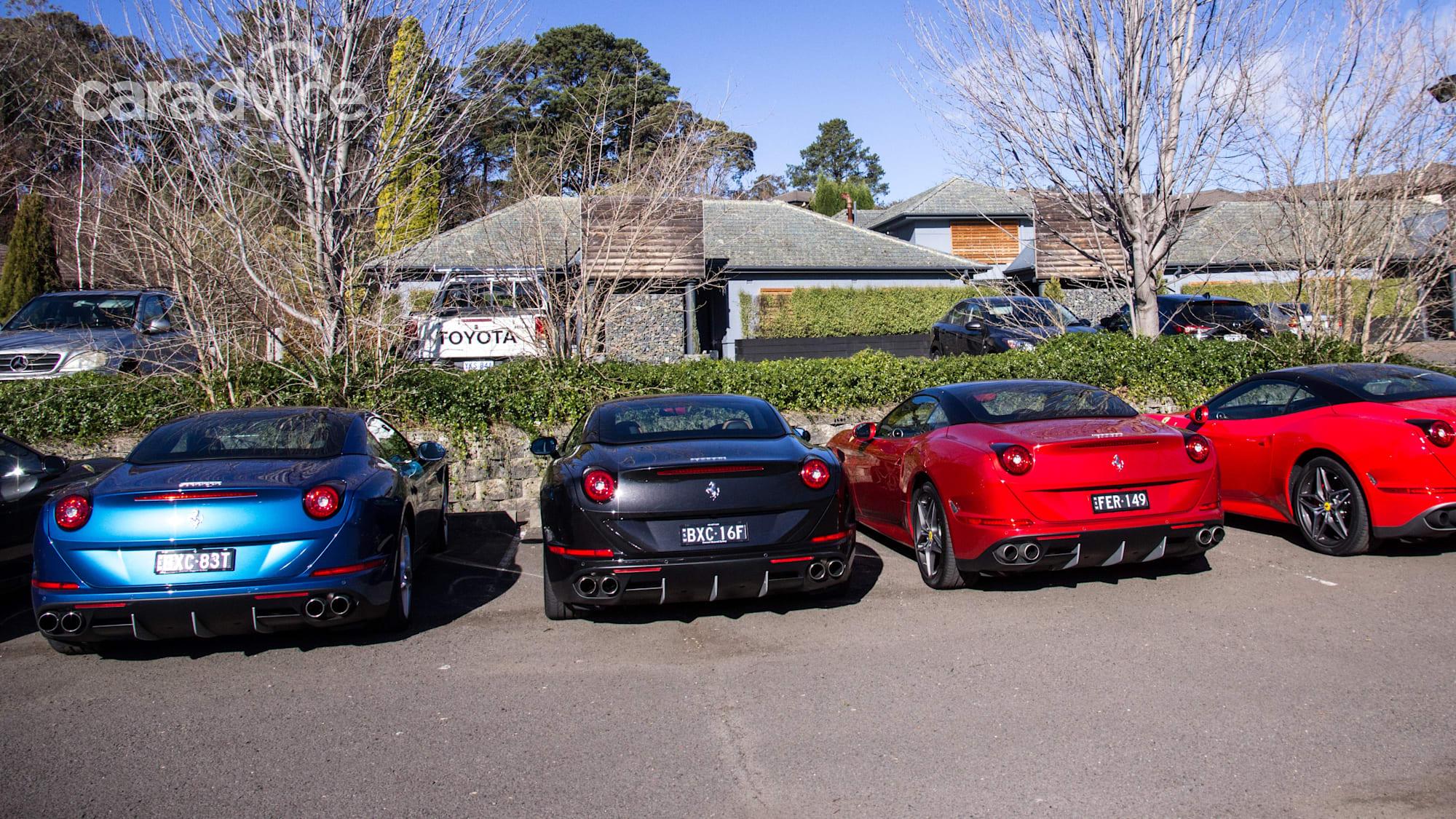 2016 Ferrari California T Handling Speciale: Bondi to ...
