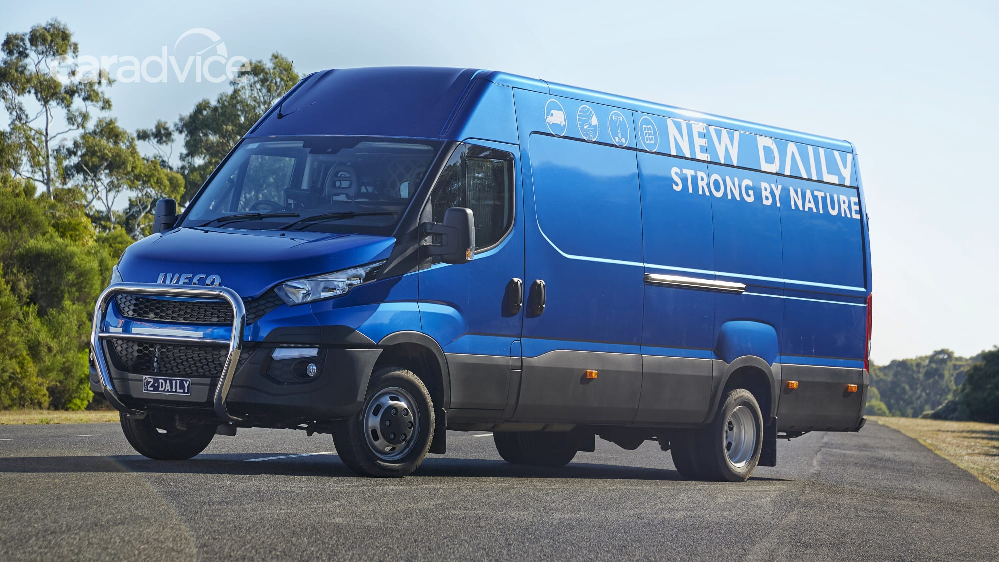 2016 Iveco Daily Review: Quick drive | CarAdvice