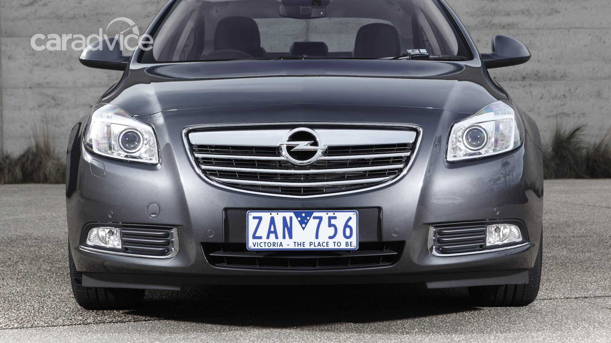 Opel Insignia Review   CarAdvice