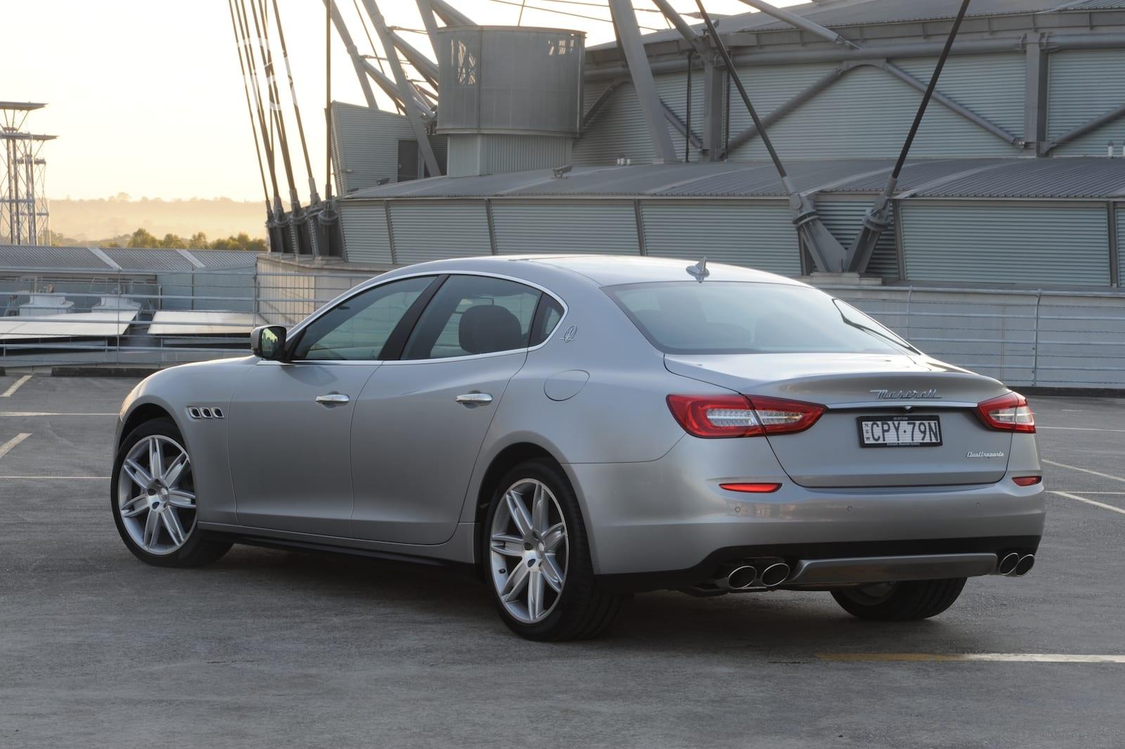 2014 Maserati Quattroporte Diesel Review | CarAdvice