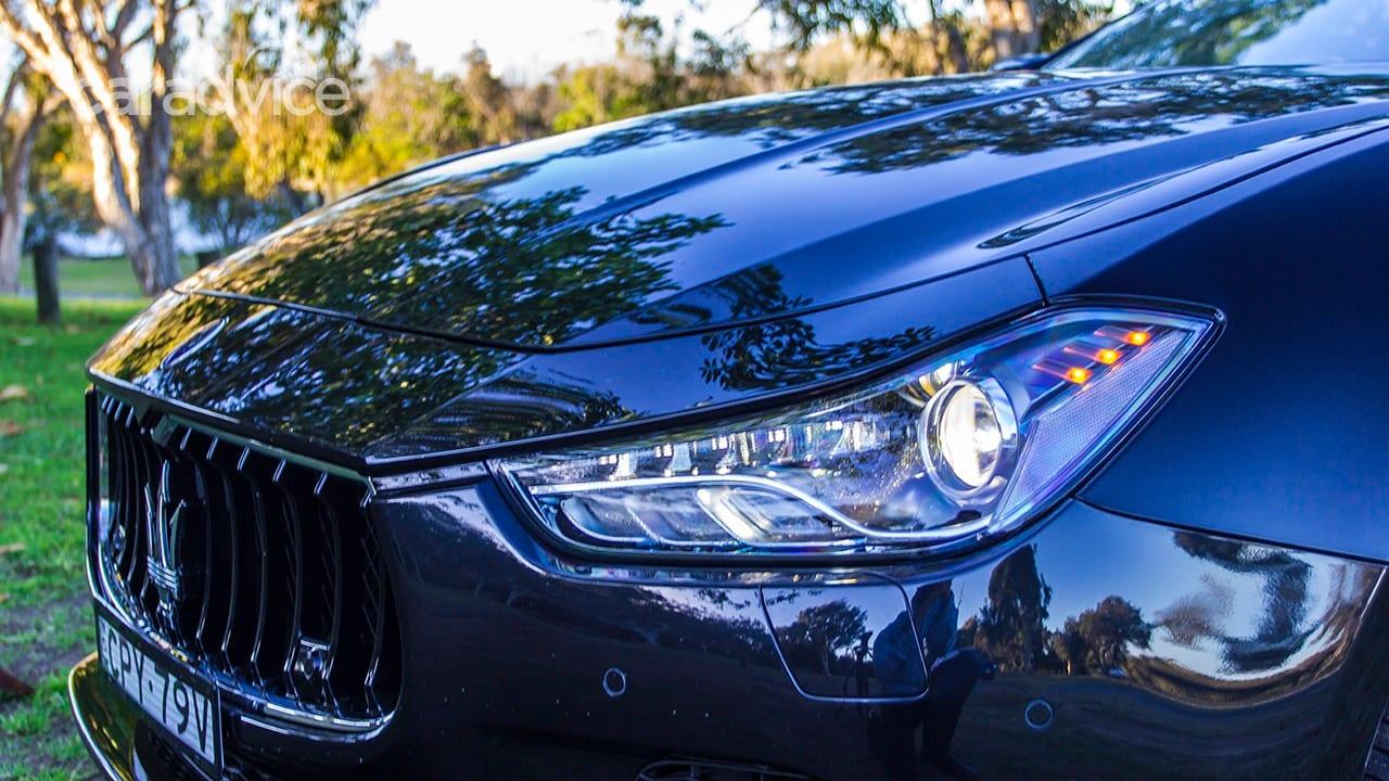 2014 Maserati Ghibli Review | CarAdvice