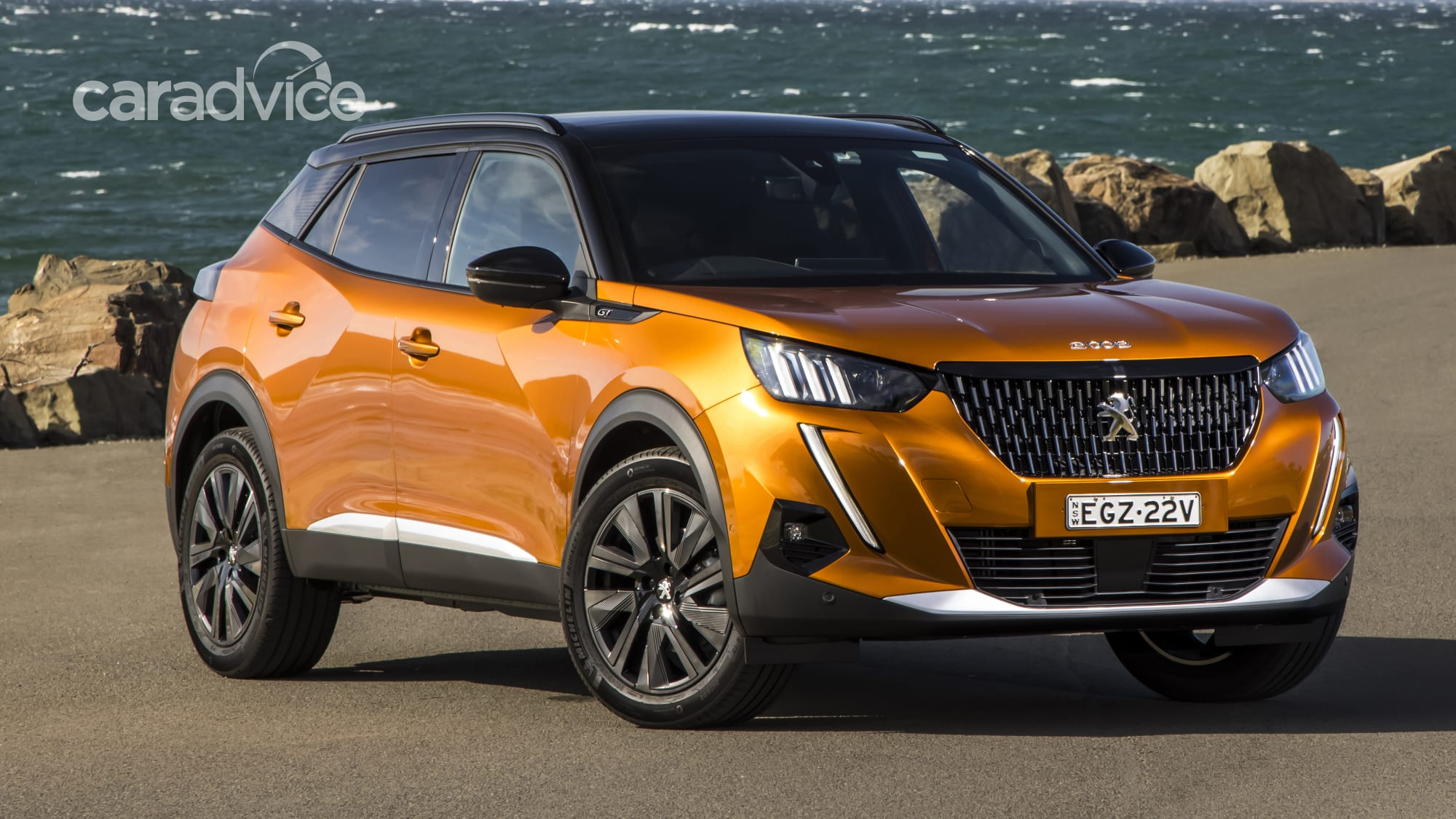 2021 Peugeot 2008 review | CarAdvice