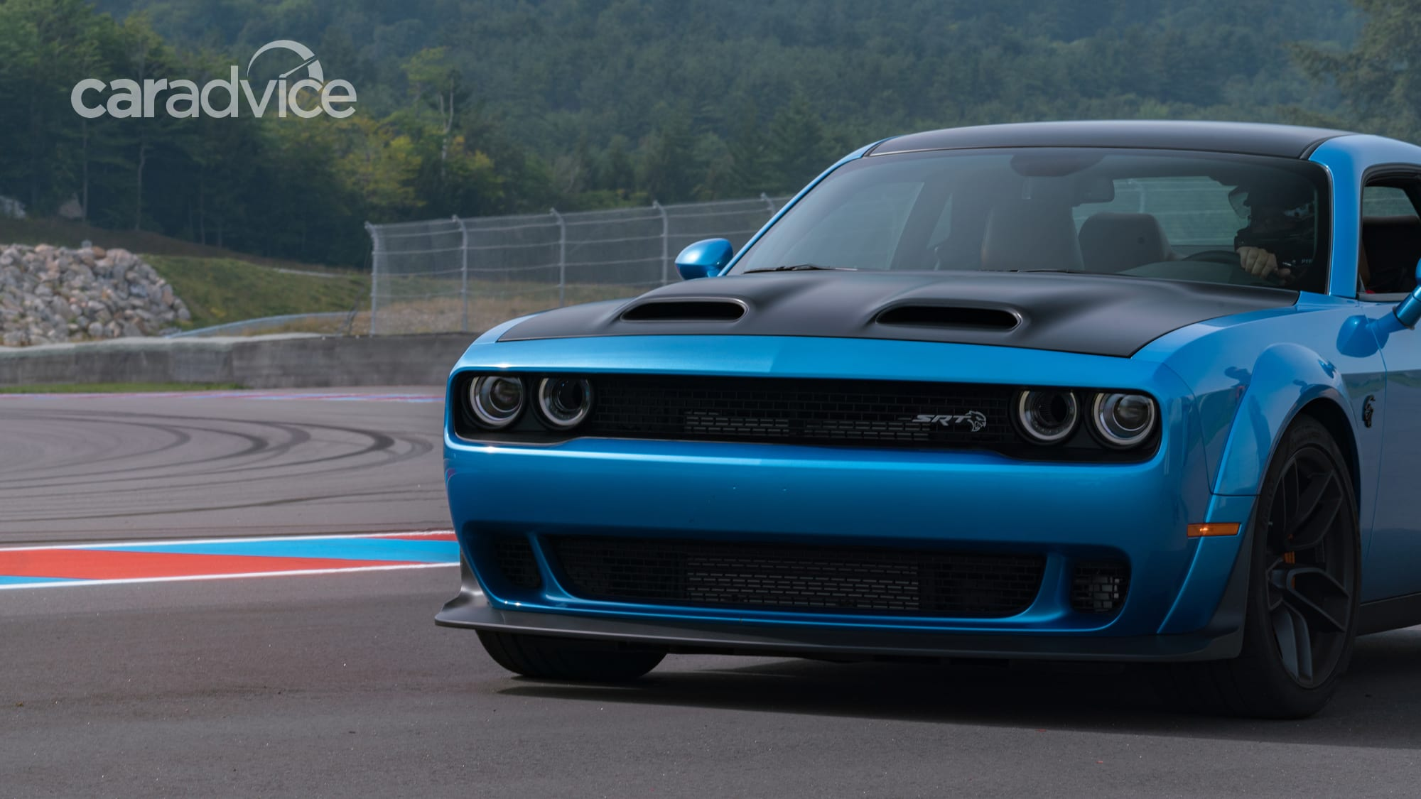 dodge challenger srt hellcat red eye review | caradvice