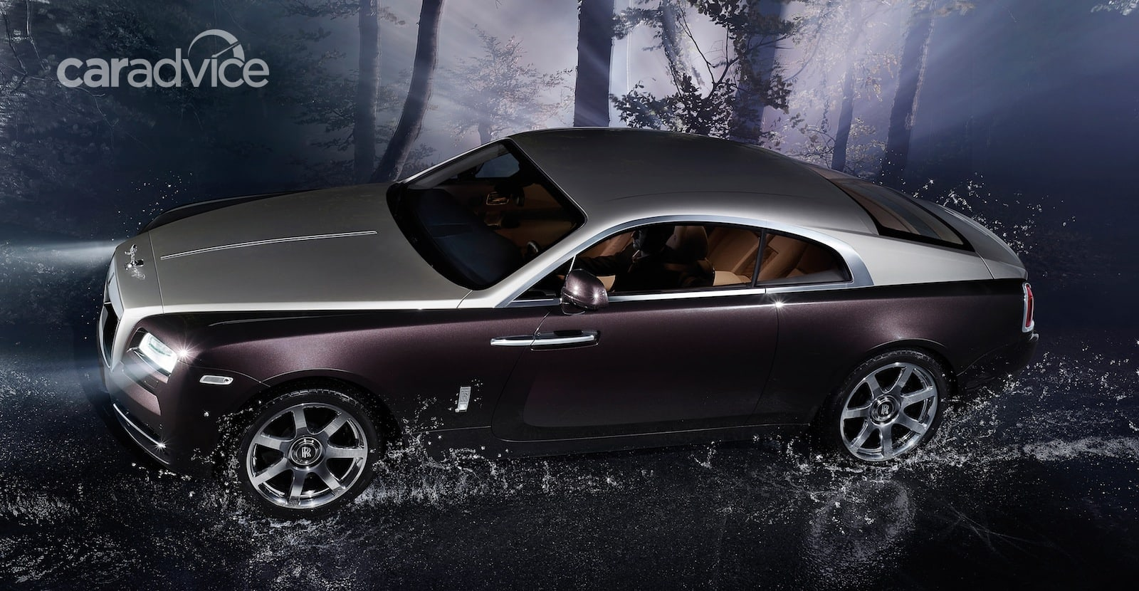 Rolls Royce Wraith 645k Price Tag To Match Ghost In