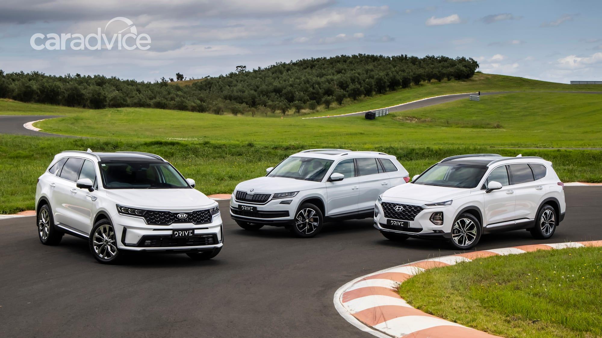 2021 Drive Car of the Year - Miglior SUV di grandi dimensioni - 1 di 2