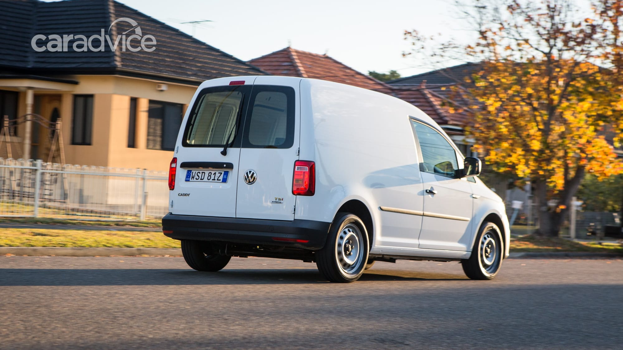2017 Volkswagen Caddy gets collision-avoidance tech as ...