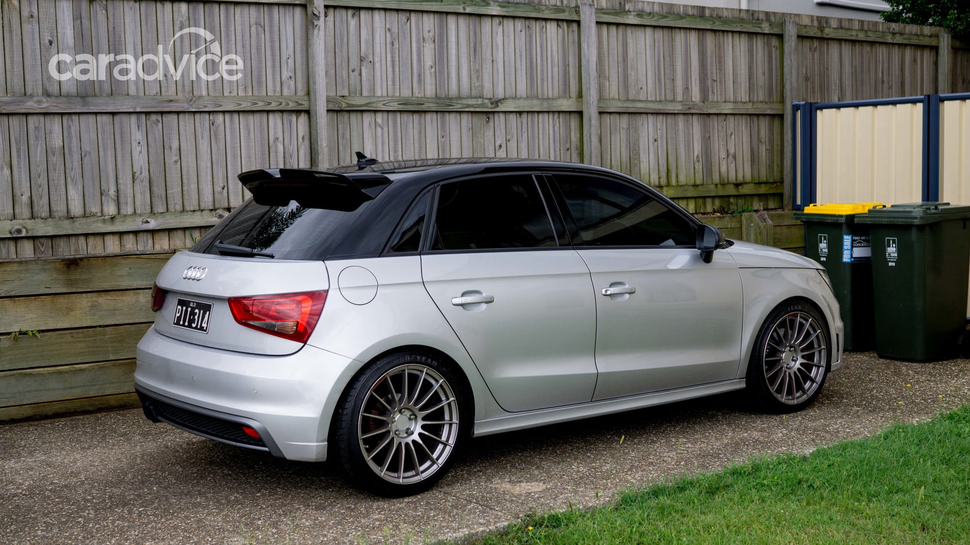 2013 Audi A1 Sportback 1.4 TFSI Sport Review   CarAdvice