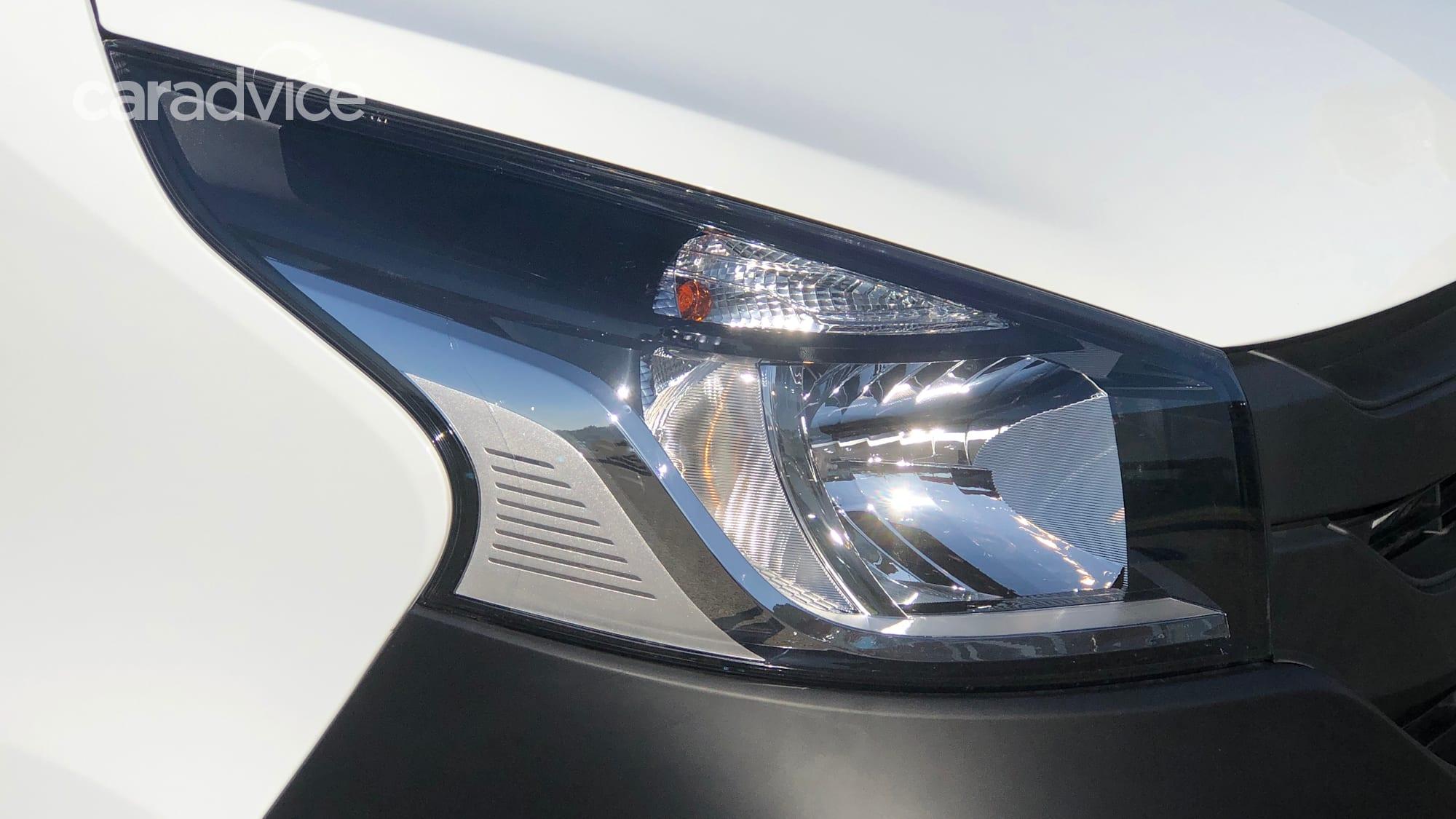 2021 Mitsubishi Express van review   CarAdvice