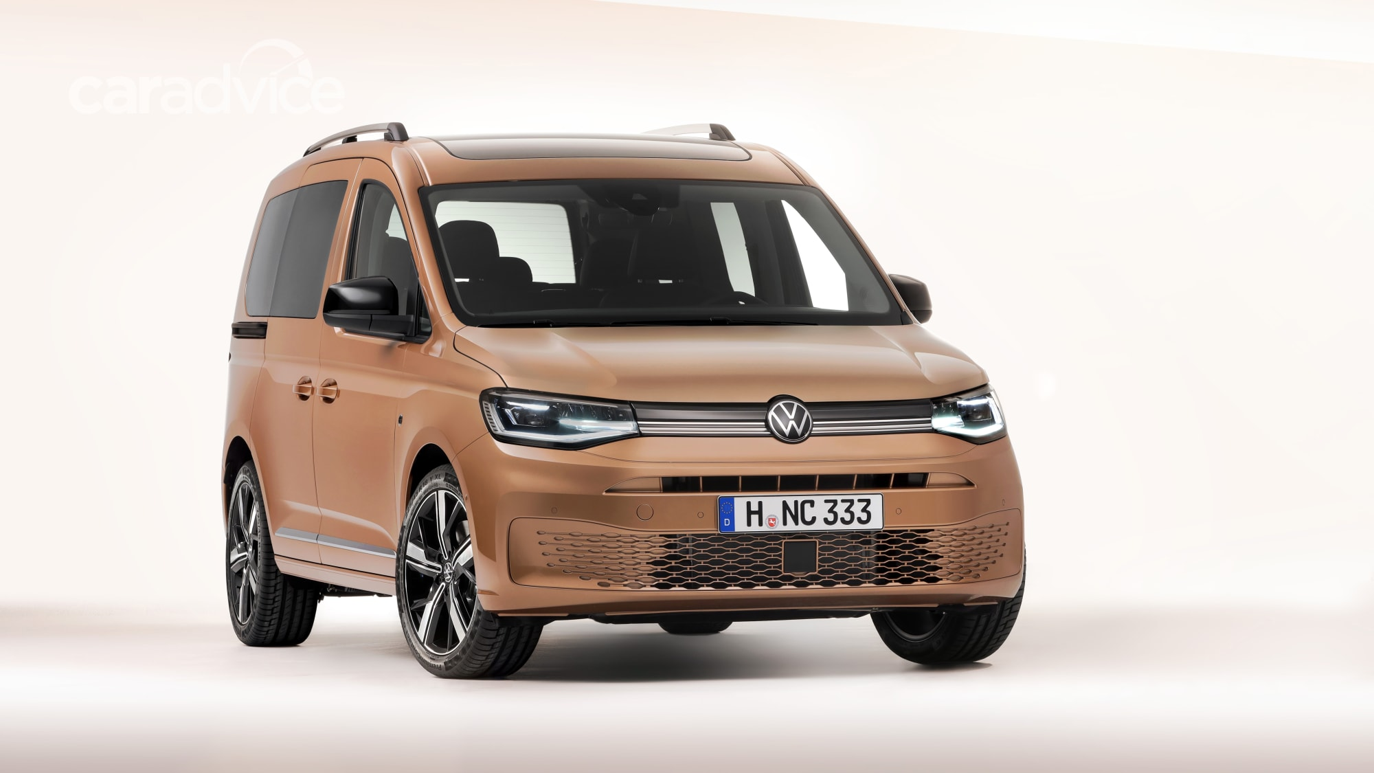 2020 Volkswagen Caddy revealed: Australian launch due ...