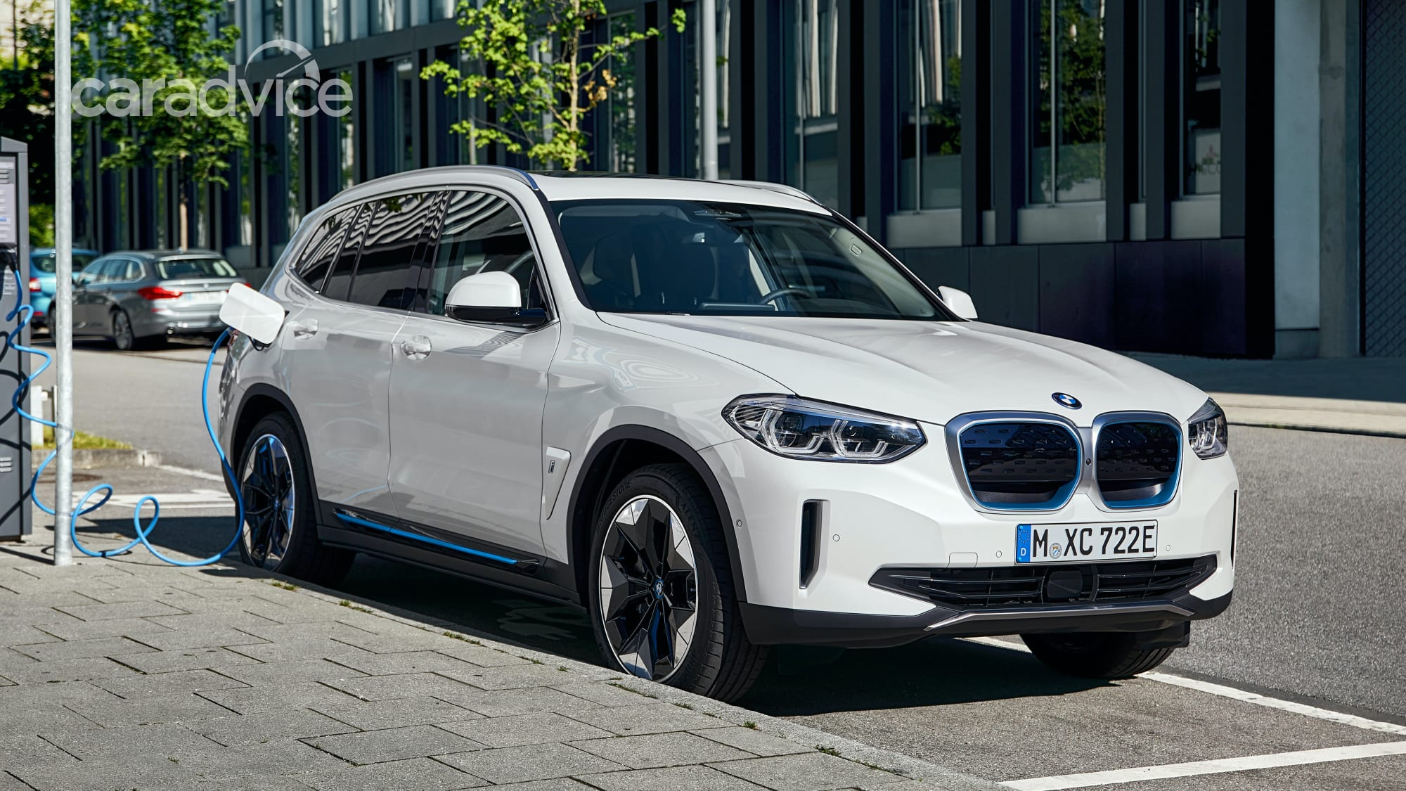 2021 bmw ix3 electric suv goes official, due in australia