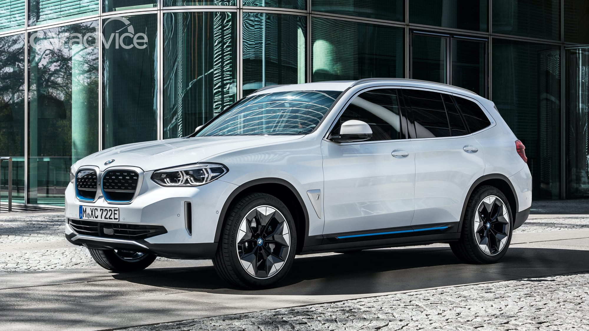 2021 BMW iX3 electric SUV goes official, due in Australia ...