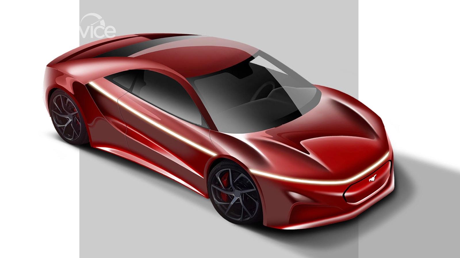 Ford Mustang sẽ chạy hoàn toàn bằng điện vào năm 2029 - báo cáo - 2 trên 2
