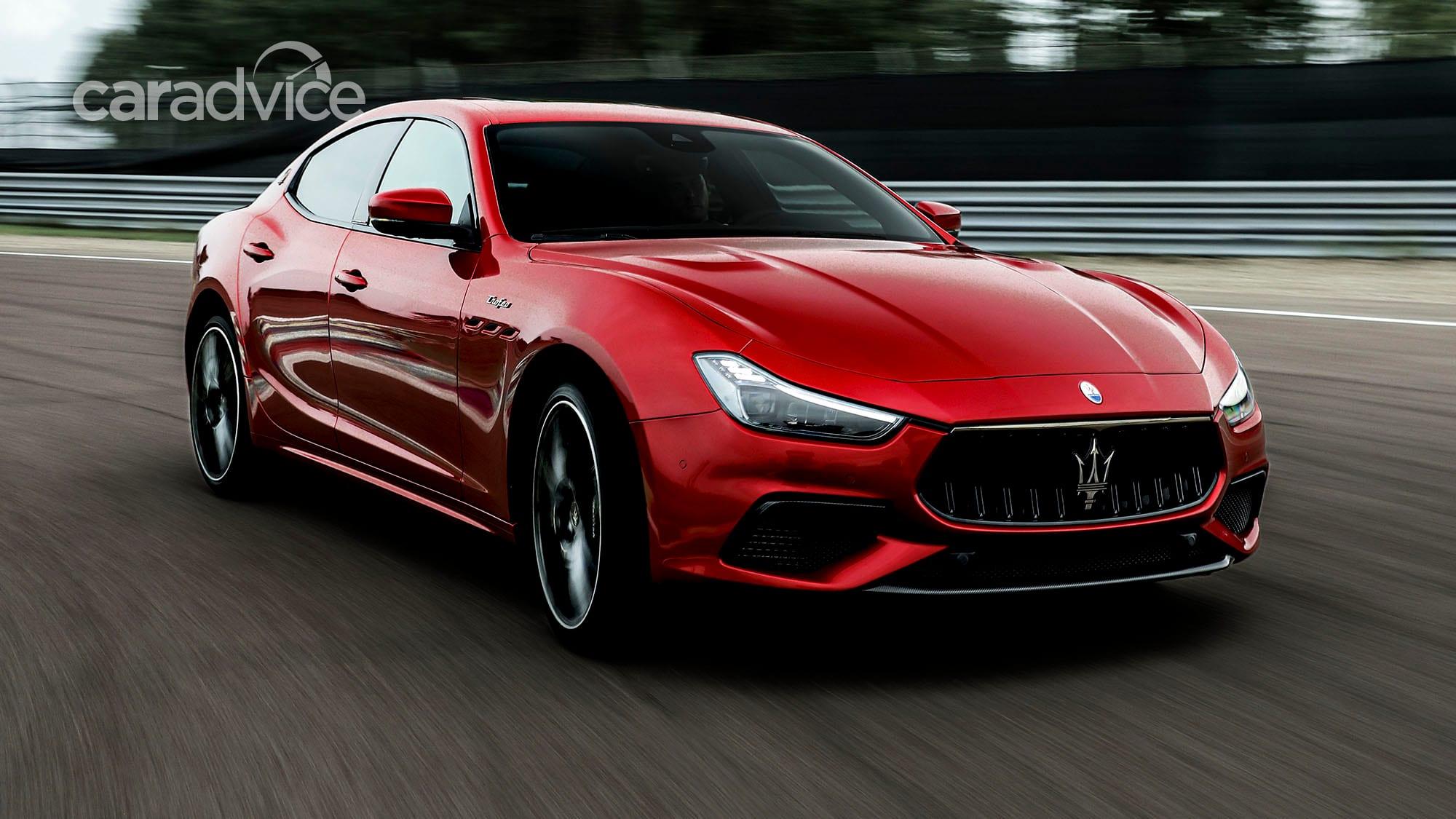 2021 Maserati Ghibli Trofeo, Quattroporte Trofeo revealed | CarAdvice