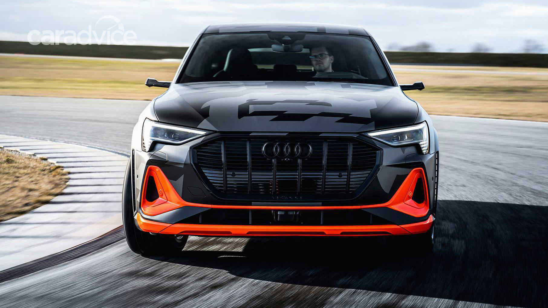 2021 audi etron s revealed with more power bound for