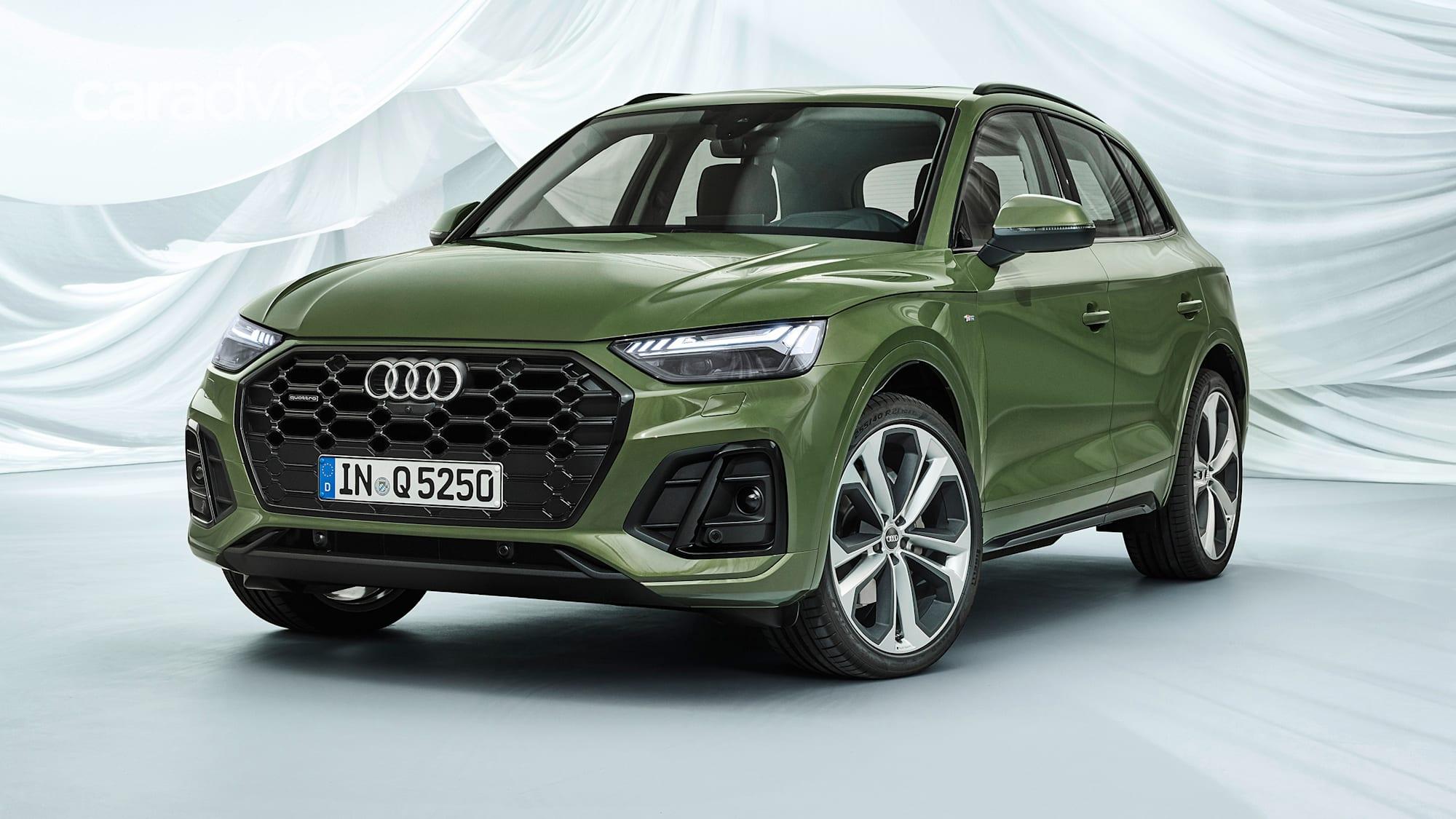 2021 Audi Q5 revealed, due in Australia next year | CarAdvice