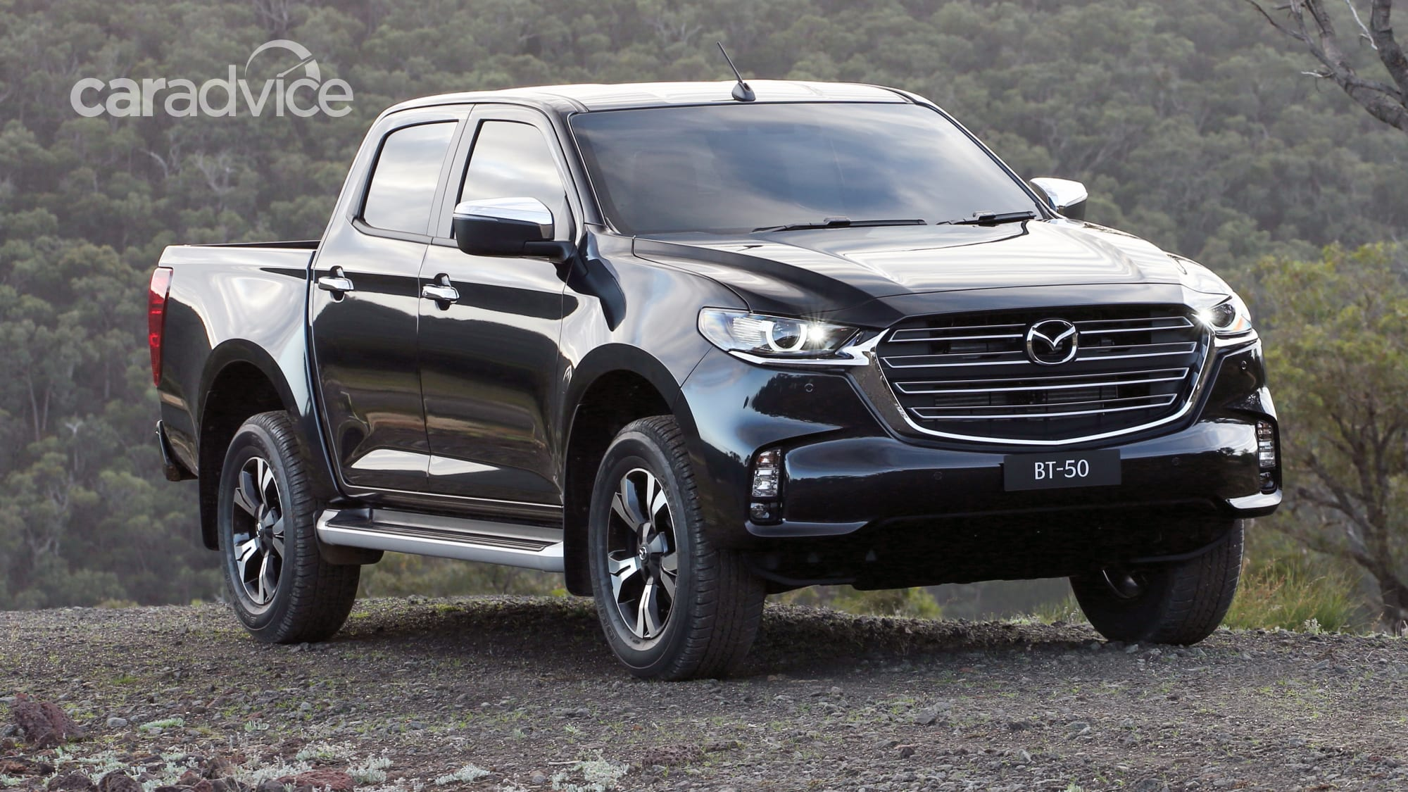 2021 Mazda BT-50 unveiled, in showrooms this year | CarAdvice
