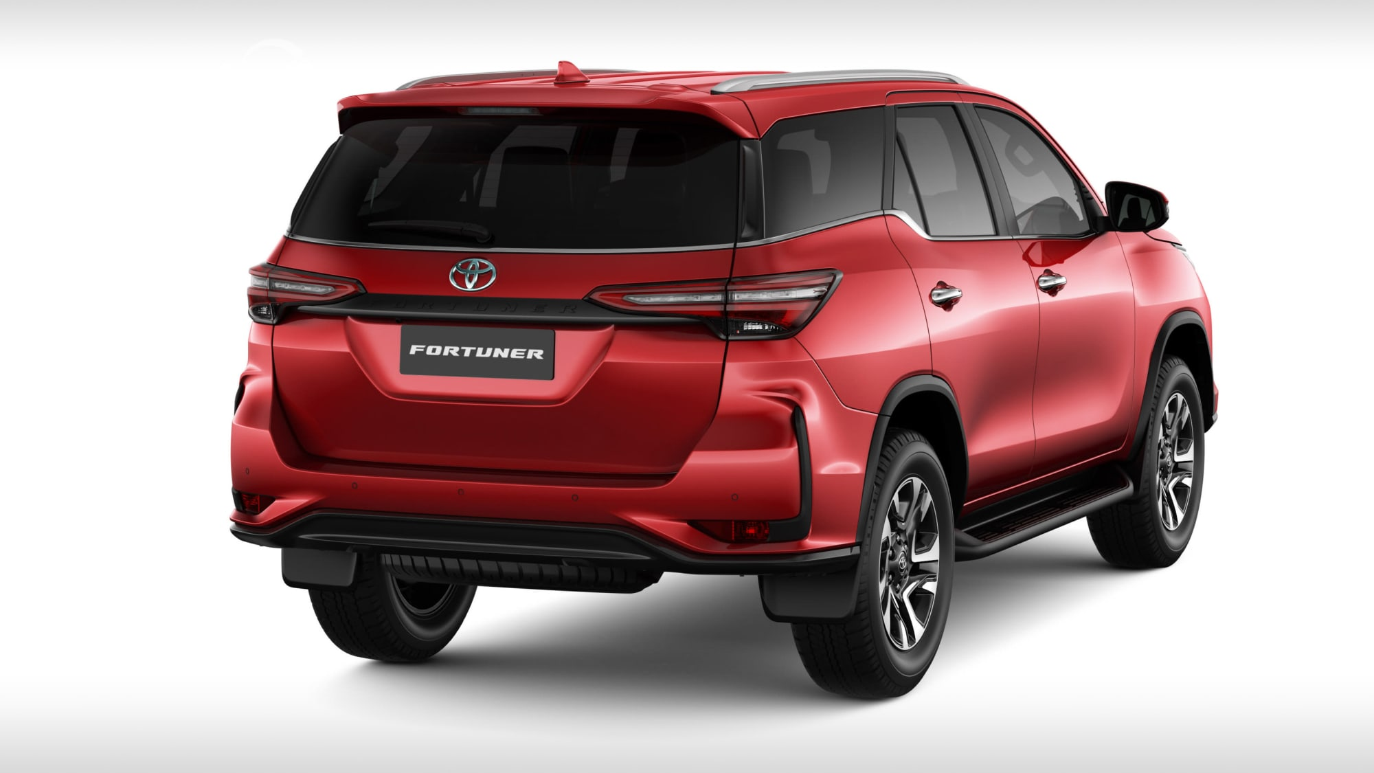New 2021 Toyota Fortuner gets a makeover and more power ...