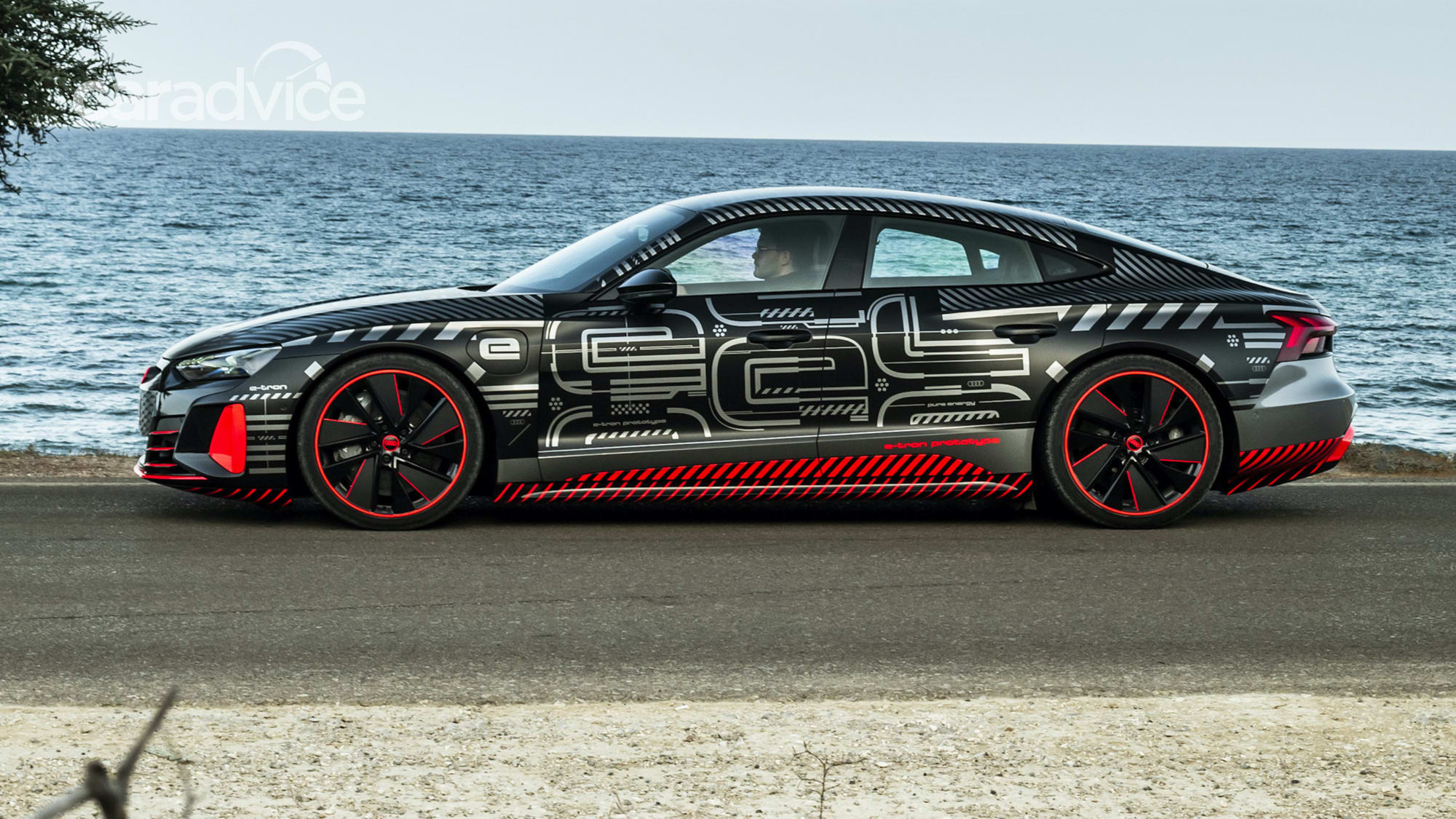 2021 Audi RS E-Tron GT to arrive in Australia mid-next ...