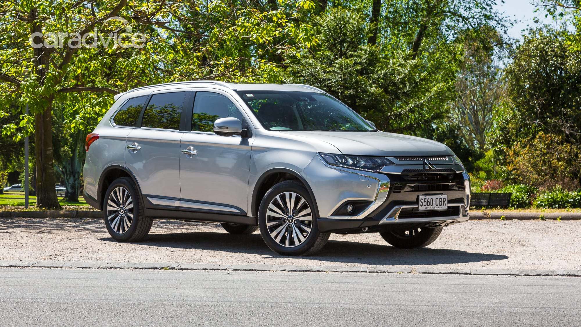 2020 mitsubishi outlander exceed review   caradvice