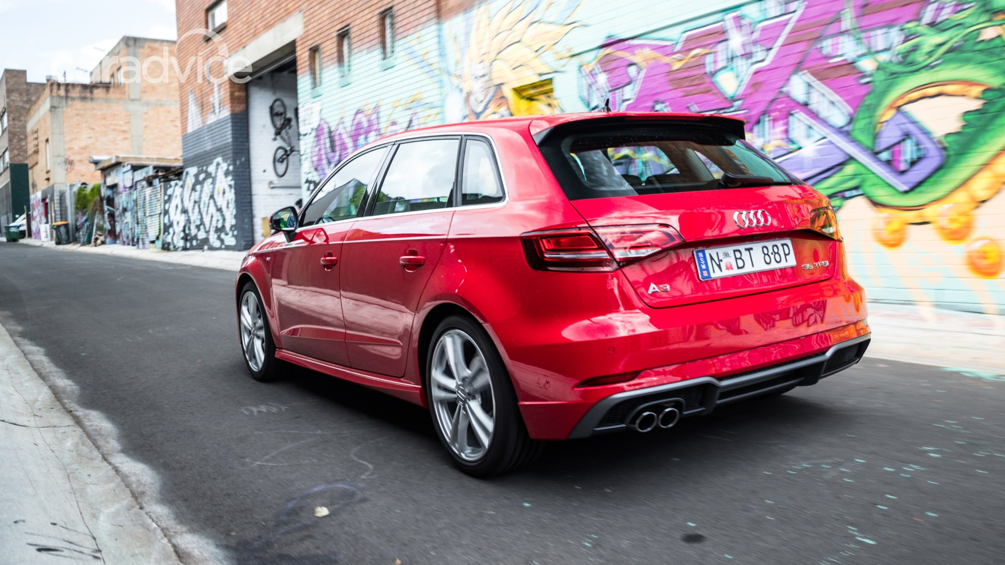 2019 Audi A3 review: 35TFSI Sportback S line plus   CarAdvice