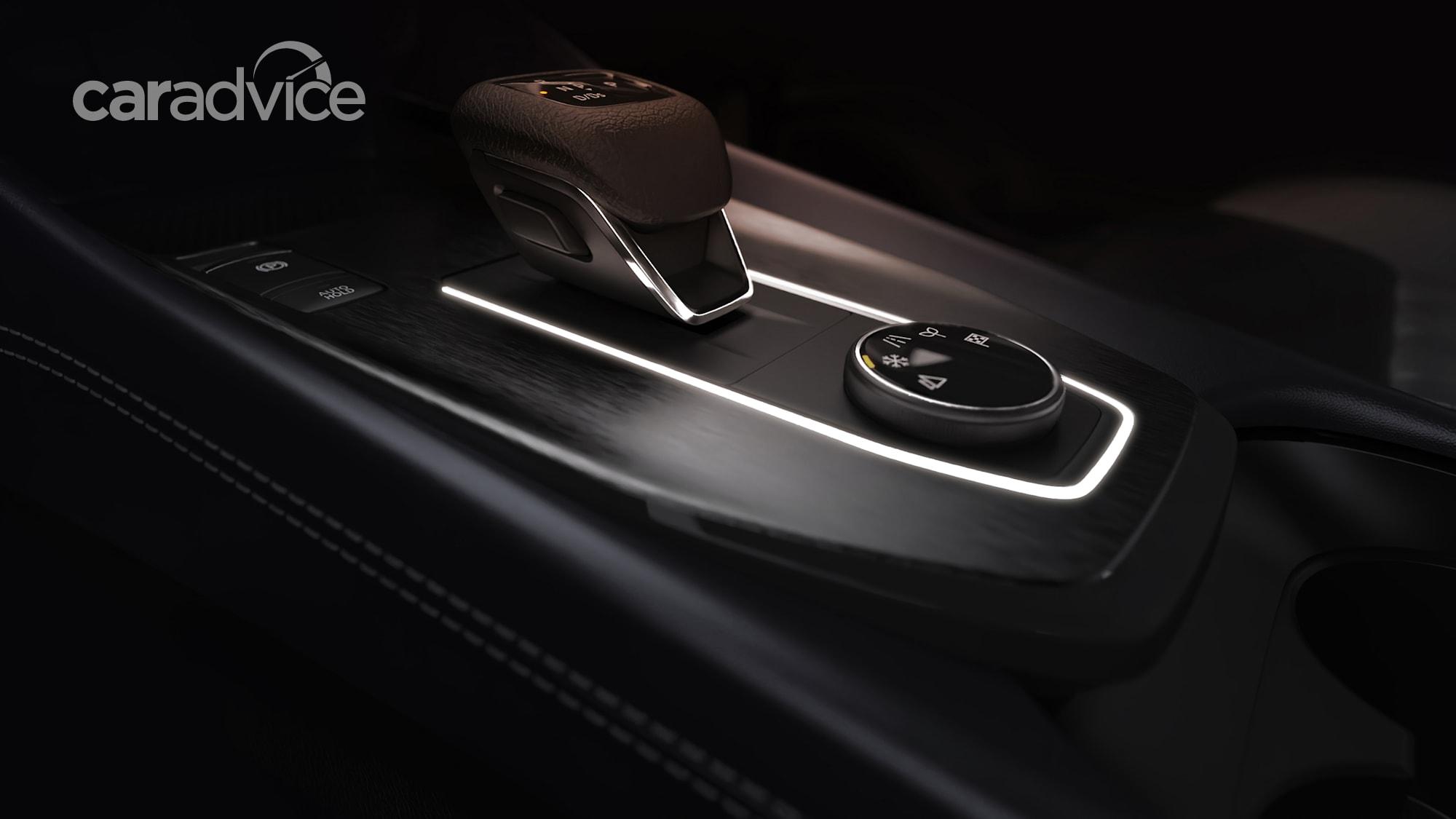 2021 Nissan Qashqai interior teased: Small SUV to score ...
