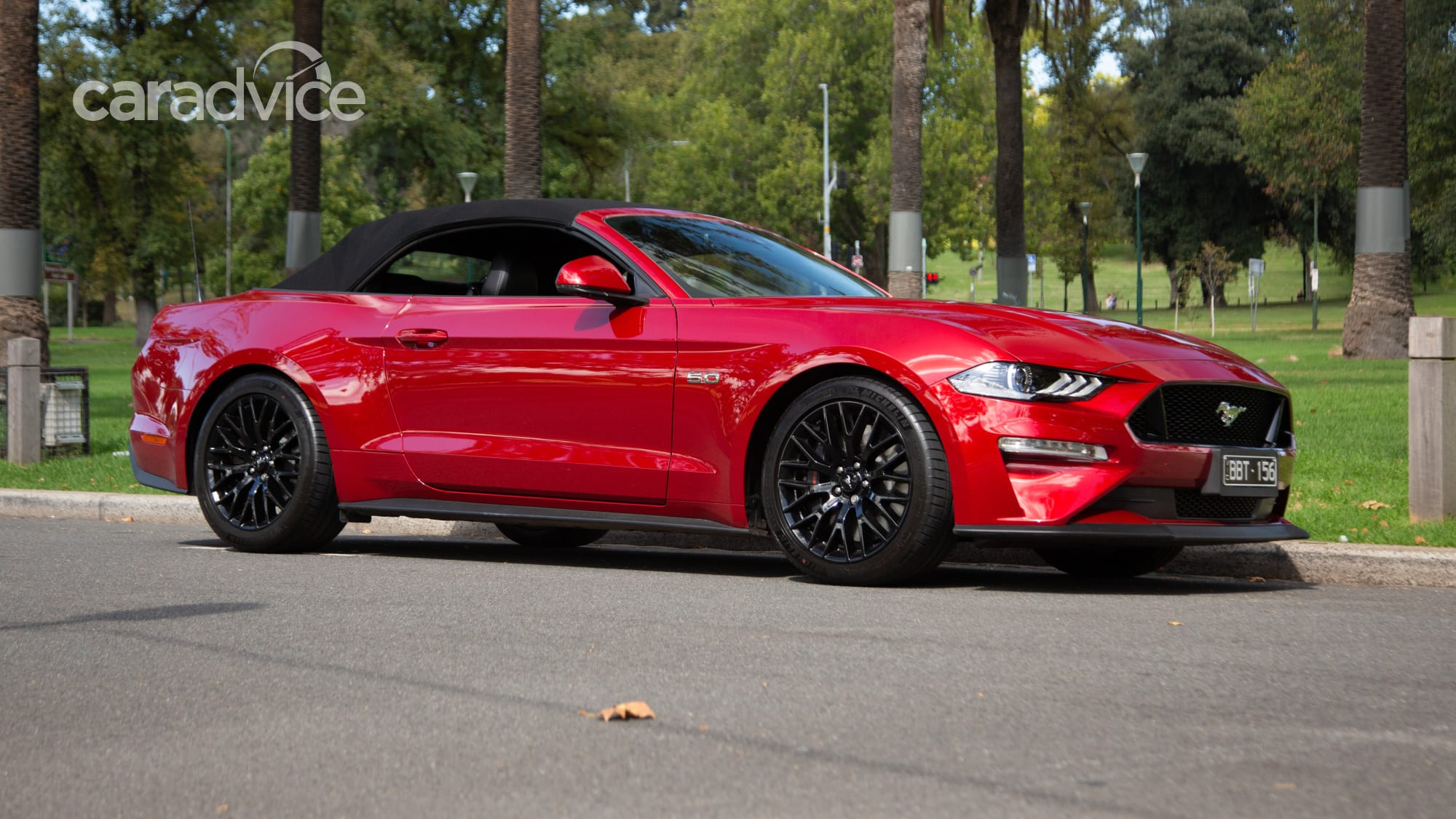 2020 Mustang Gt Convertible Review