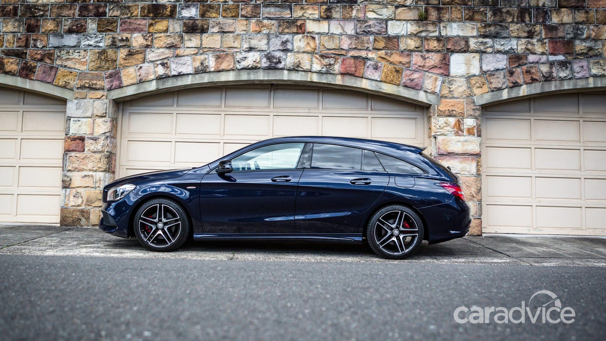 2016 Mercedes-Benz CLA 250 Sport 4Matic Shooting Brake review | CarAdvice