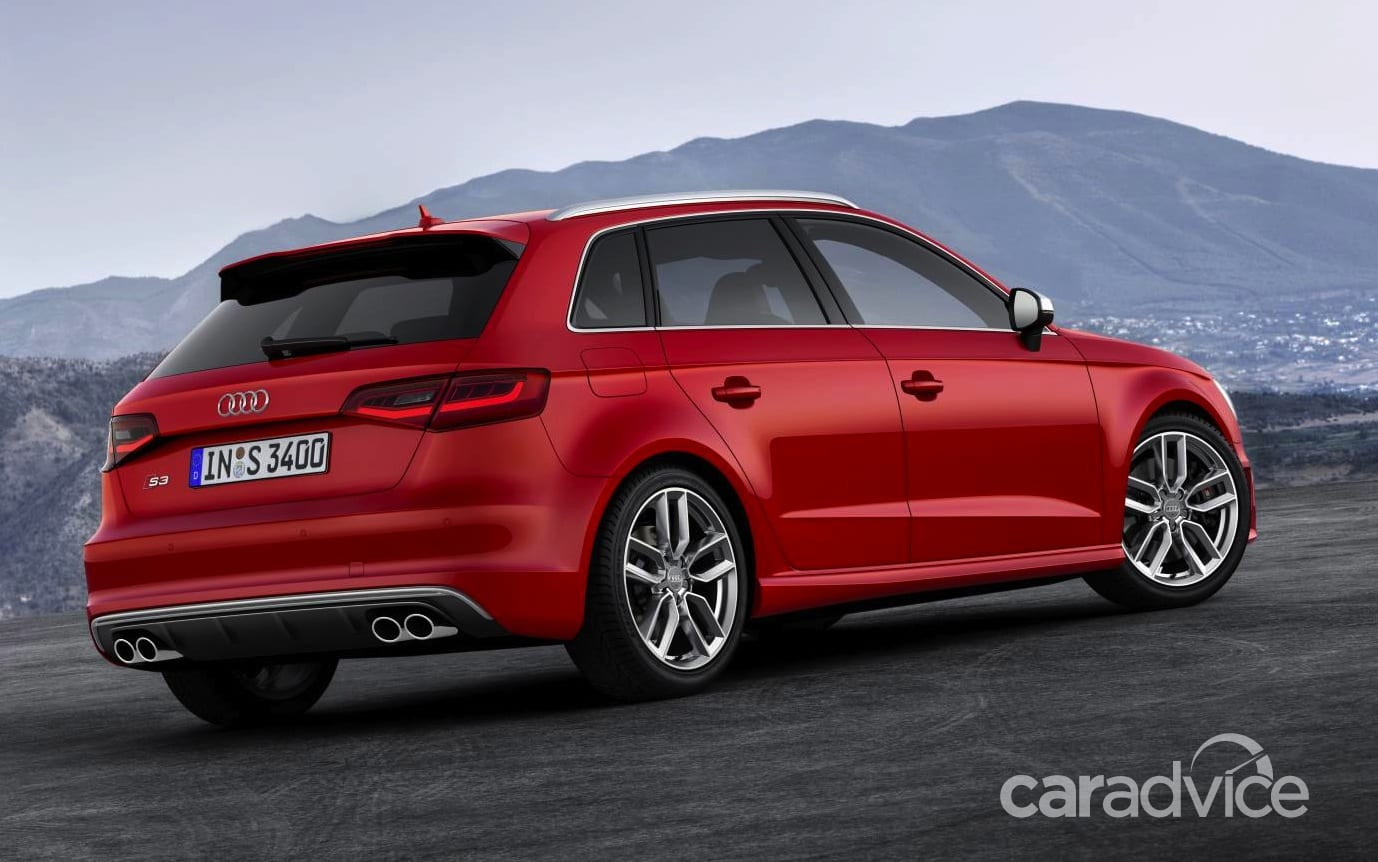 Audi S3 Sportback: $65K starting price expected for new ...
