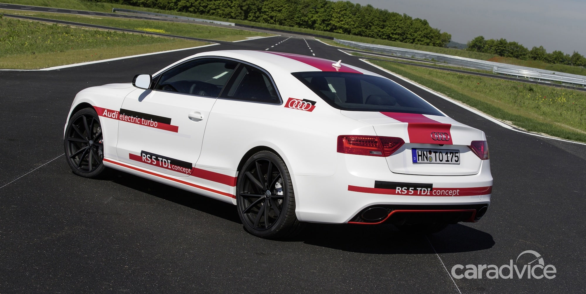 audi rs5 tdi concept review  caradvice