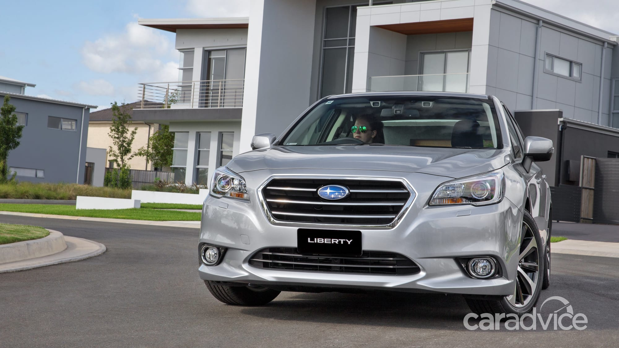 2016 subaru liberty pricing and specifications  caradvice