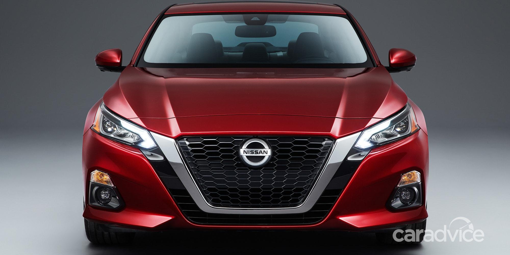 2019 Nissan Altima revealed - UPDATE | CarAdvice