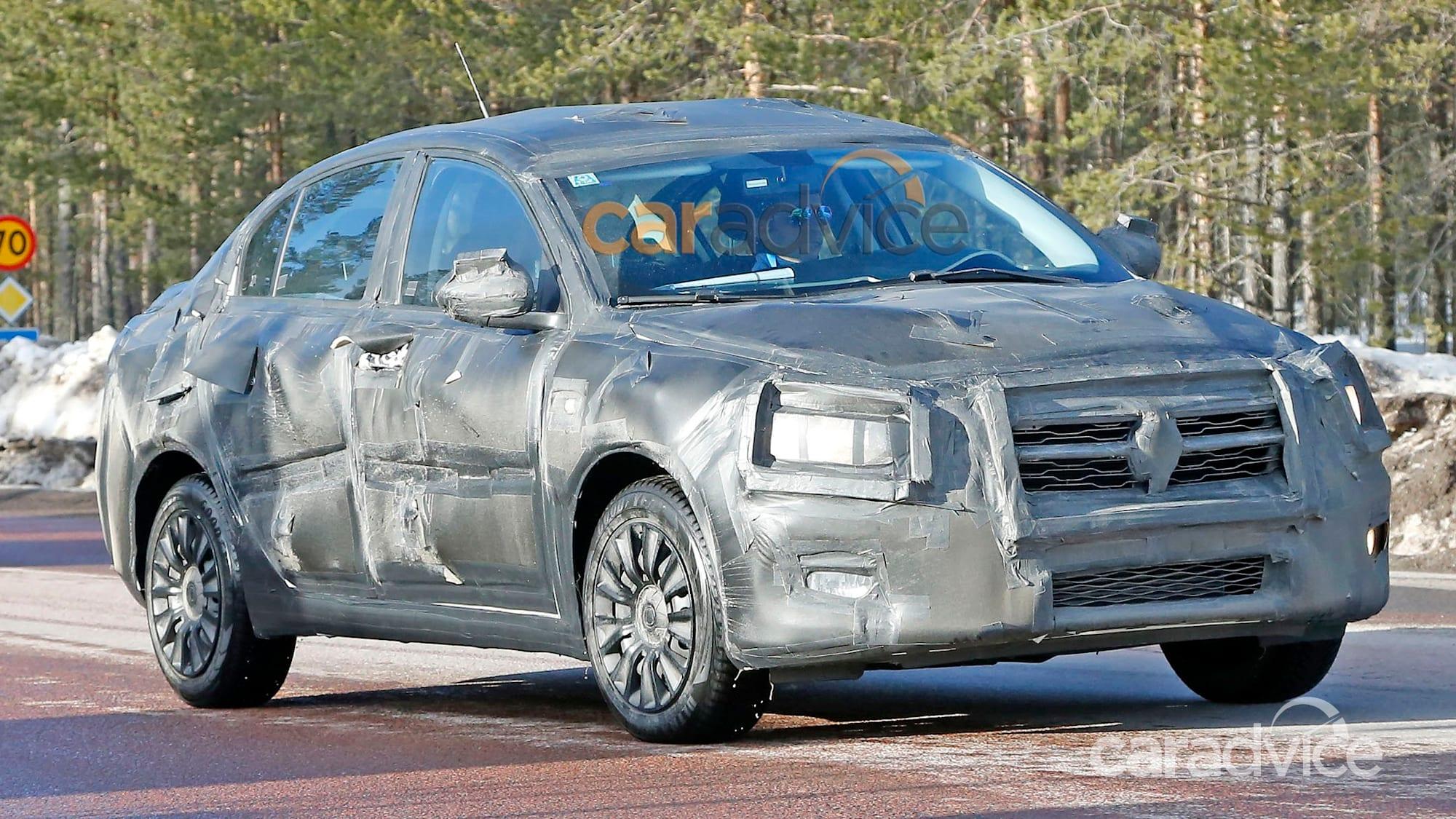 New Fiat Sedan Spied Likely Heading To Developed World Markets Caradvice