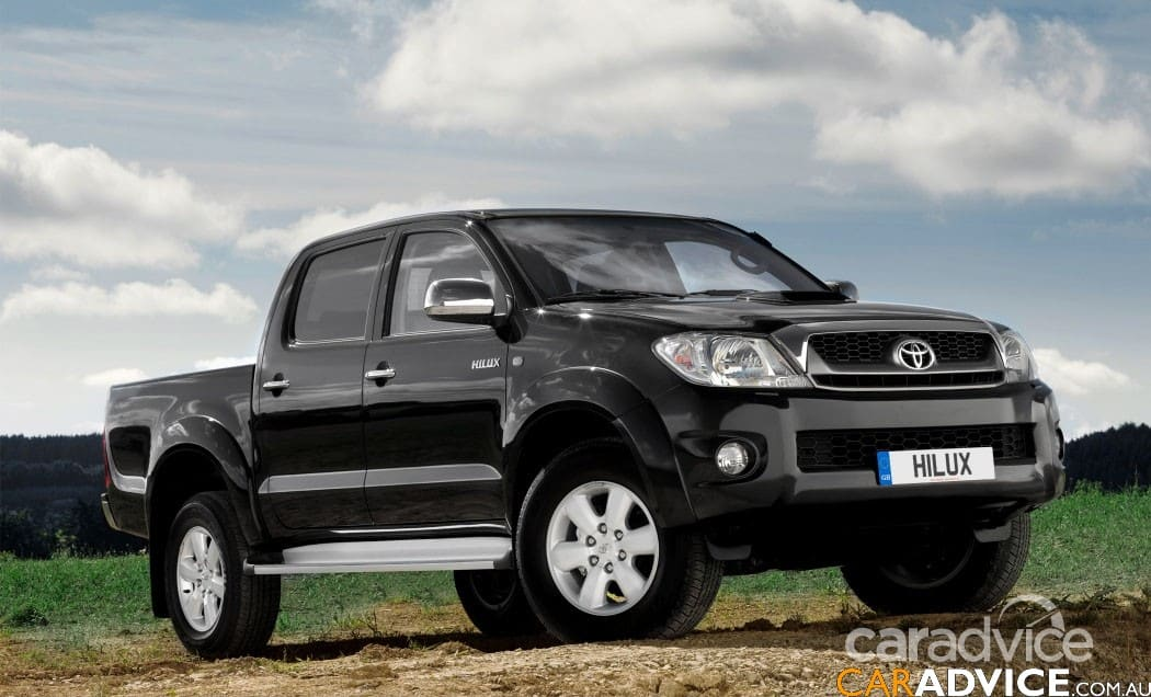 2009 Toyota HiLux global debut   CarAdvice