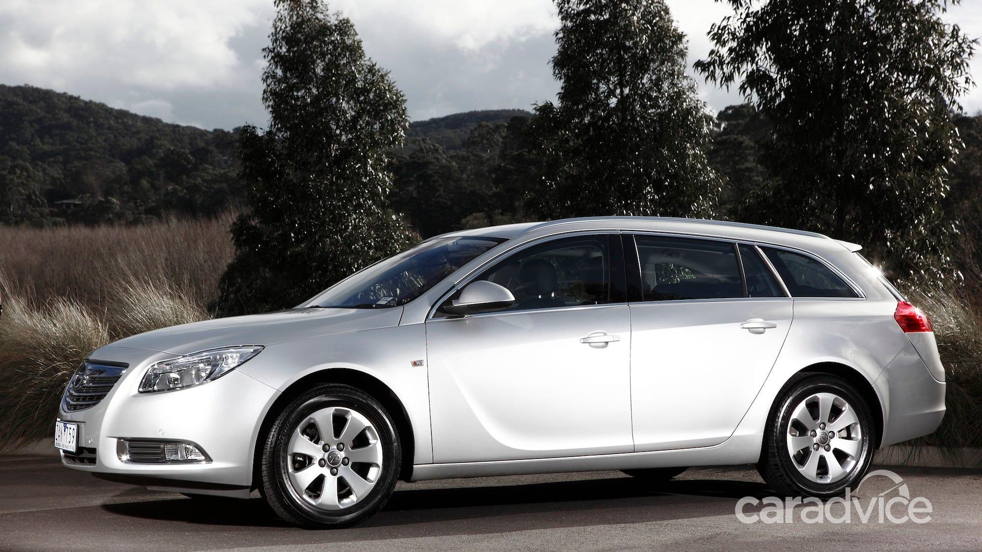 Opel Insignia details: new Mazda6 rival revealed   CarAdvice