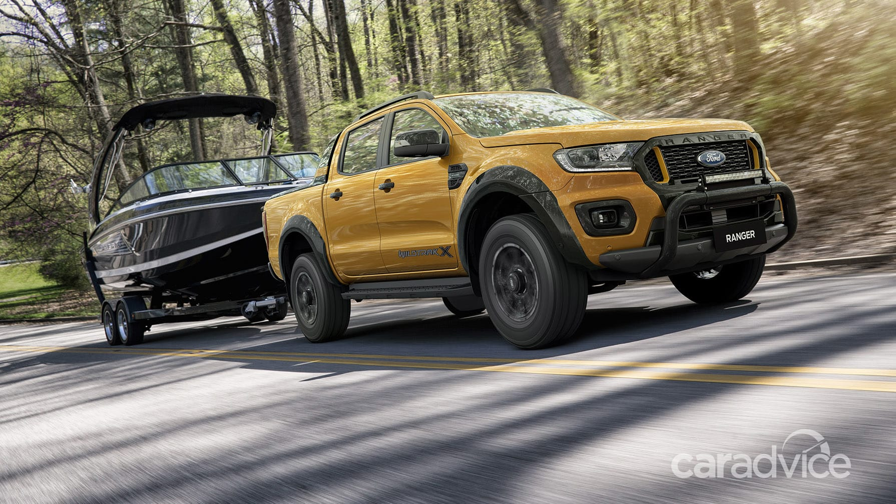 2021 ford ranger price and specs: wildtrak x returns