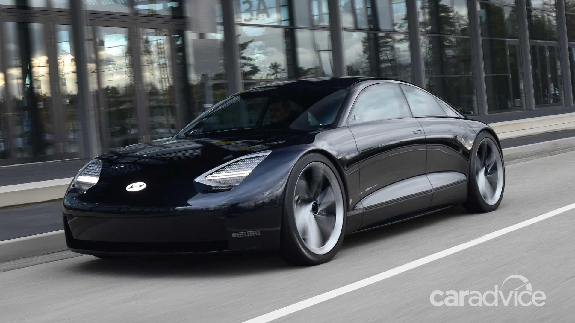 2021 Hyundai 'Ioniq 5' coming to Australia, more Ioniq ...